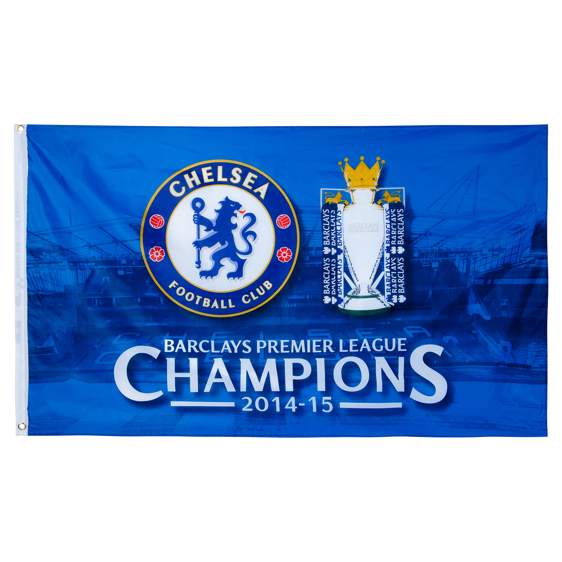 Chelsea 2014/15 Premier League Winners Flag