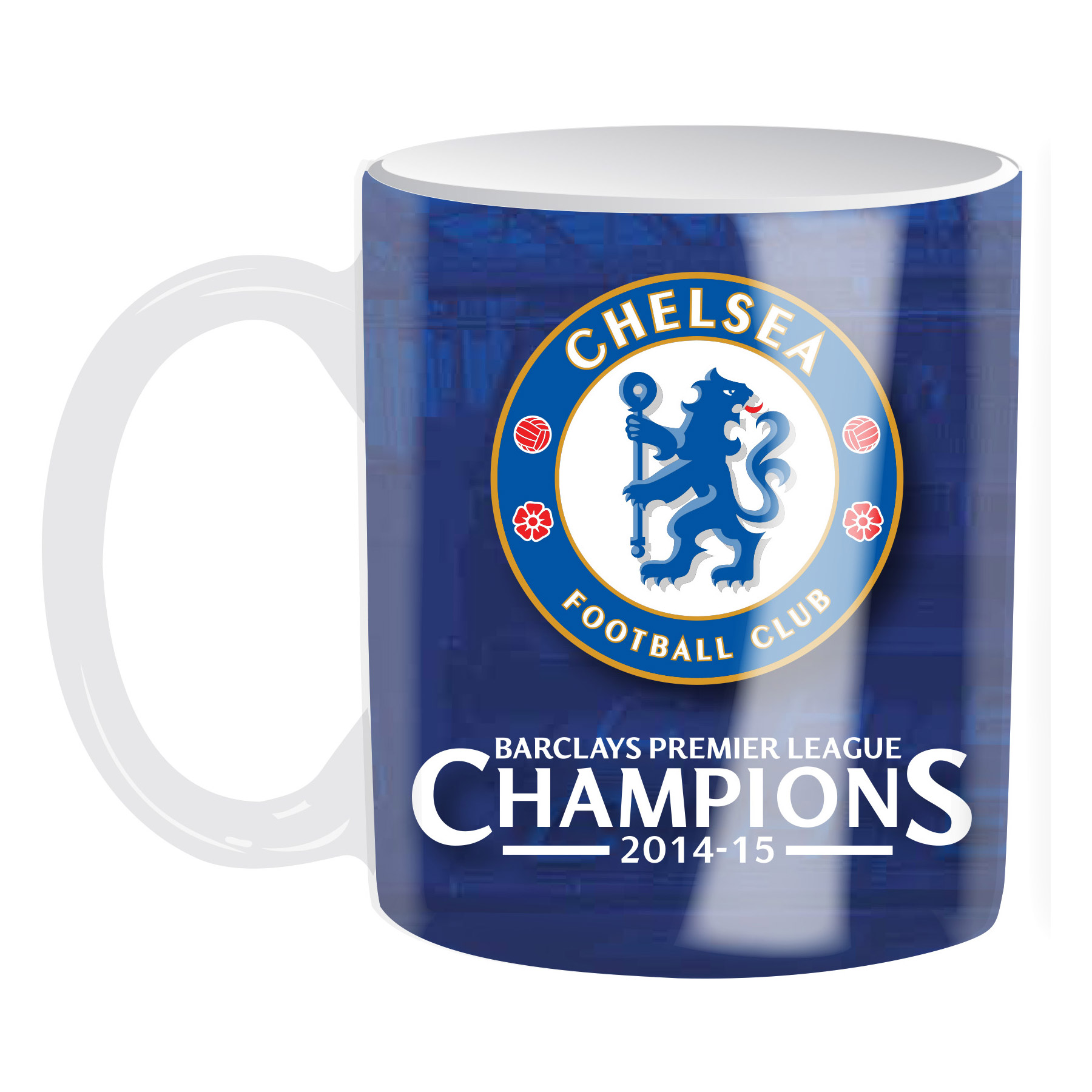 Chelsea 2014/15 Premier League Winners Mug