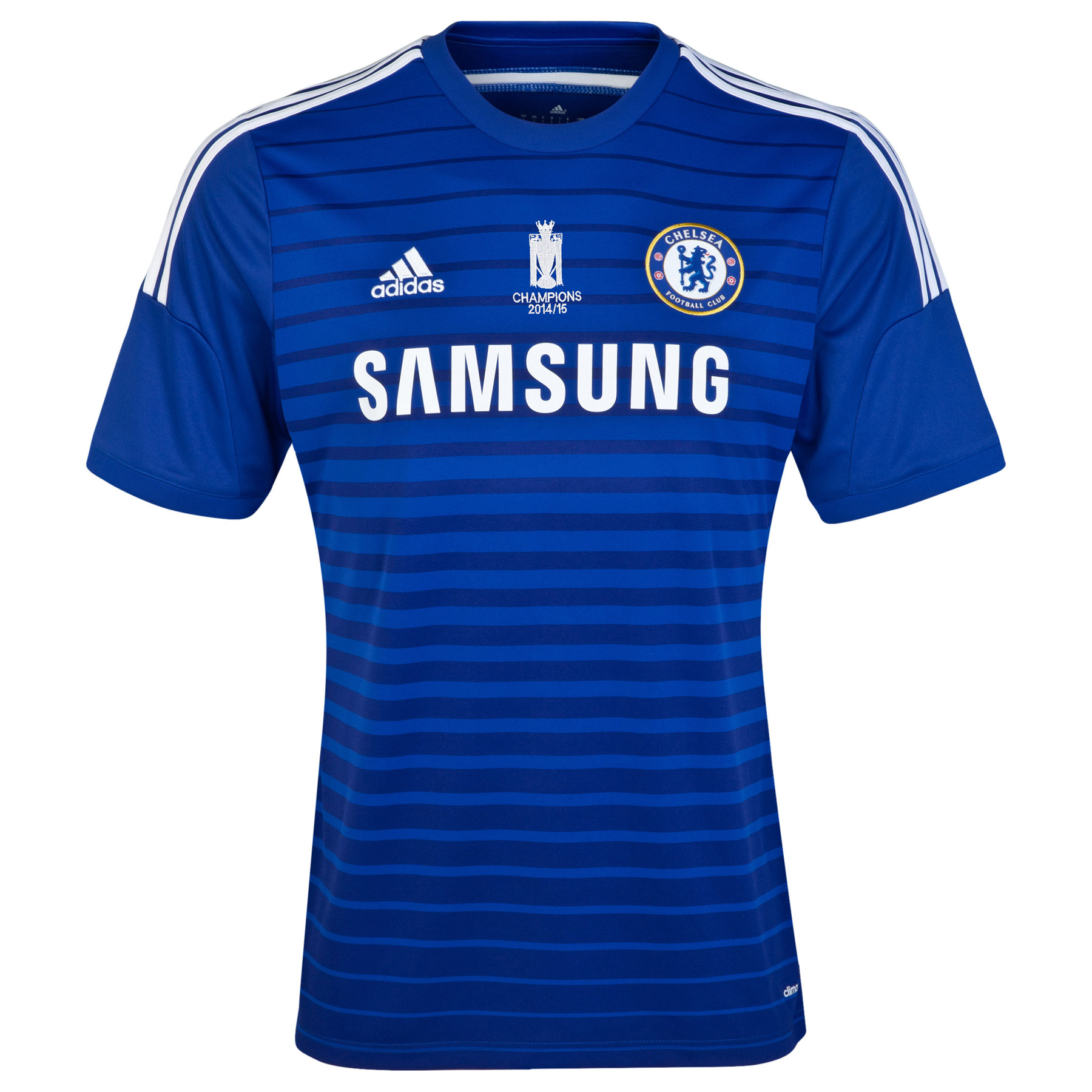 Chelsea Home Champions 15 Embroidered Shirt