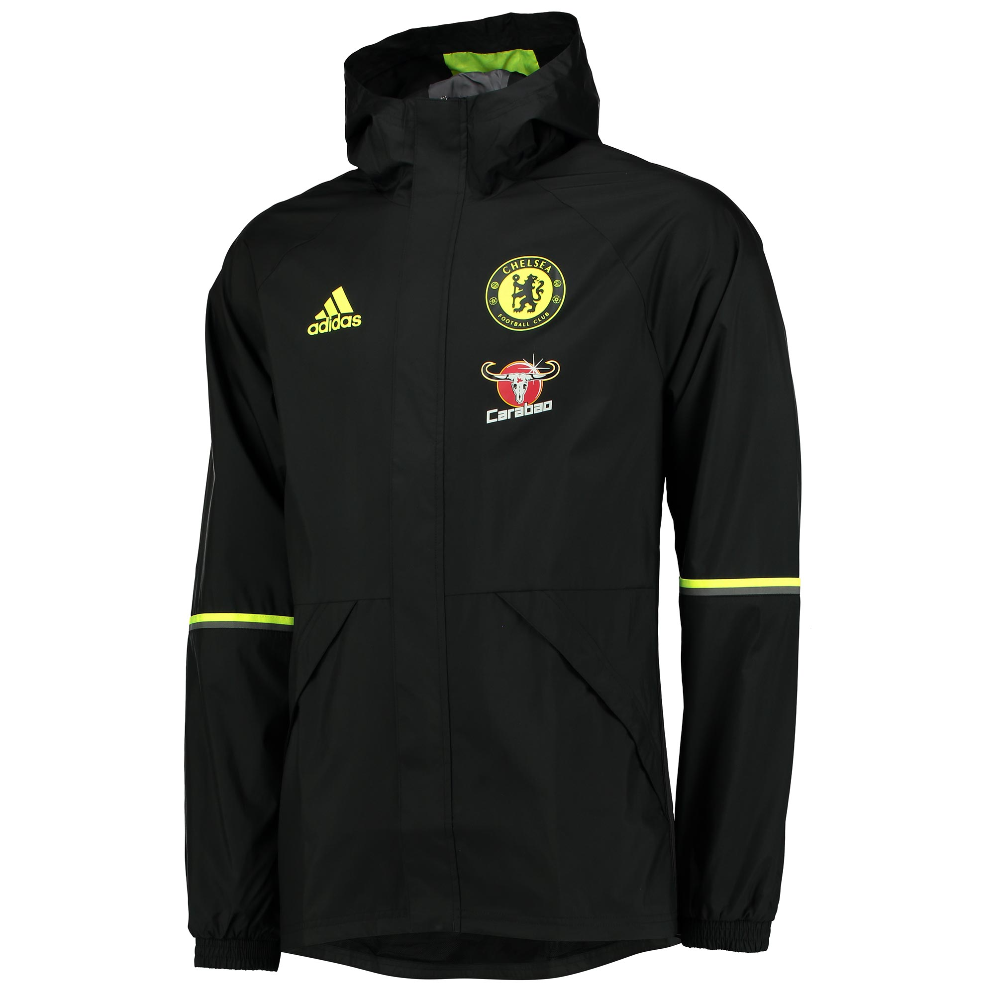 Chelsea Training All Weather Jacket - Black
