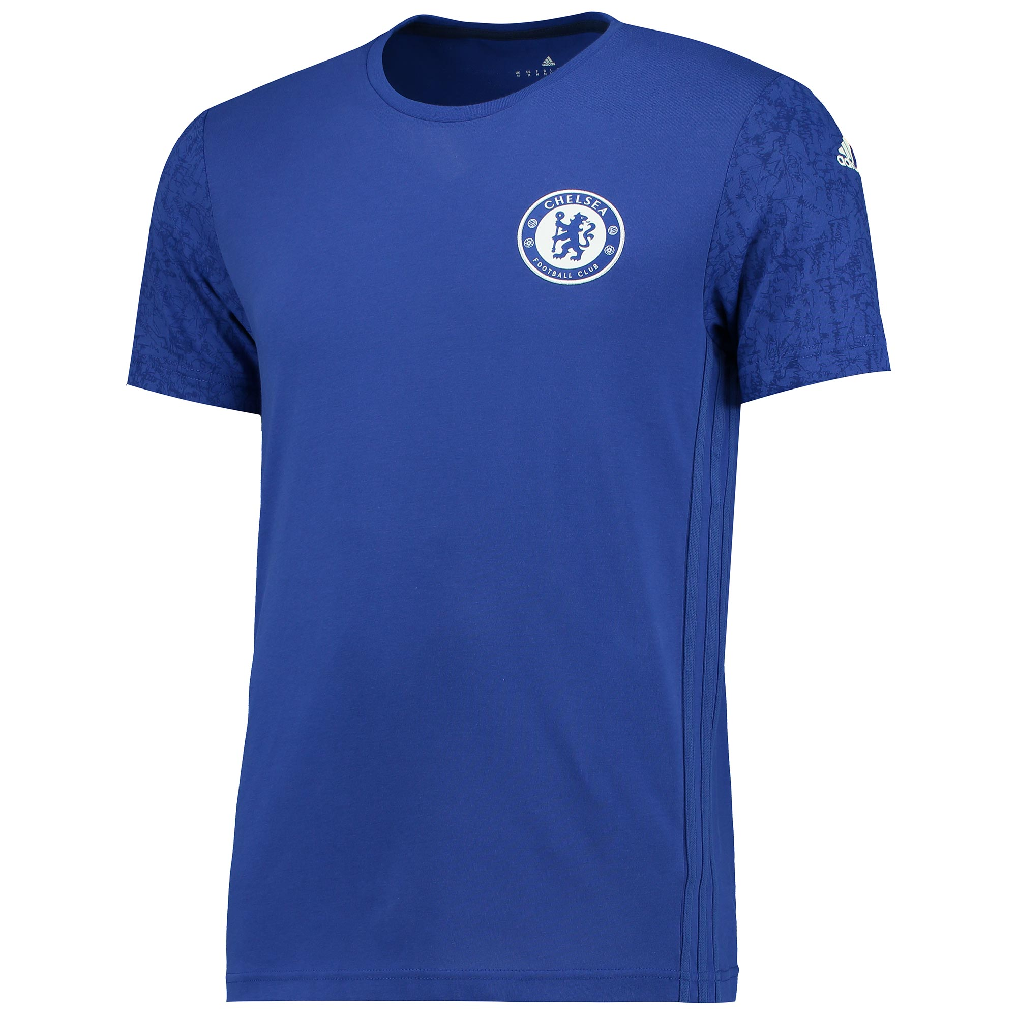 Chelsea Cup Training T-Shirt - Blue