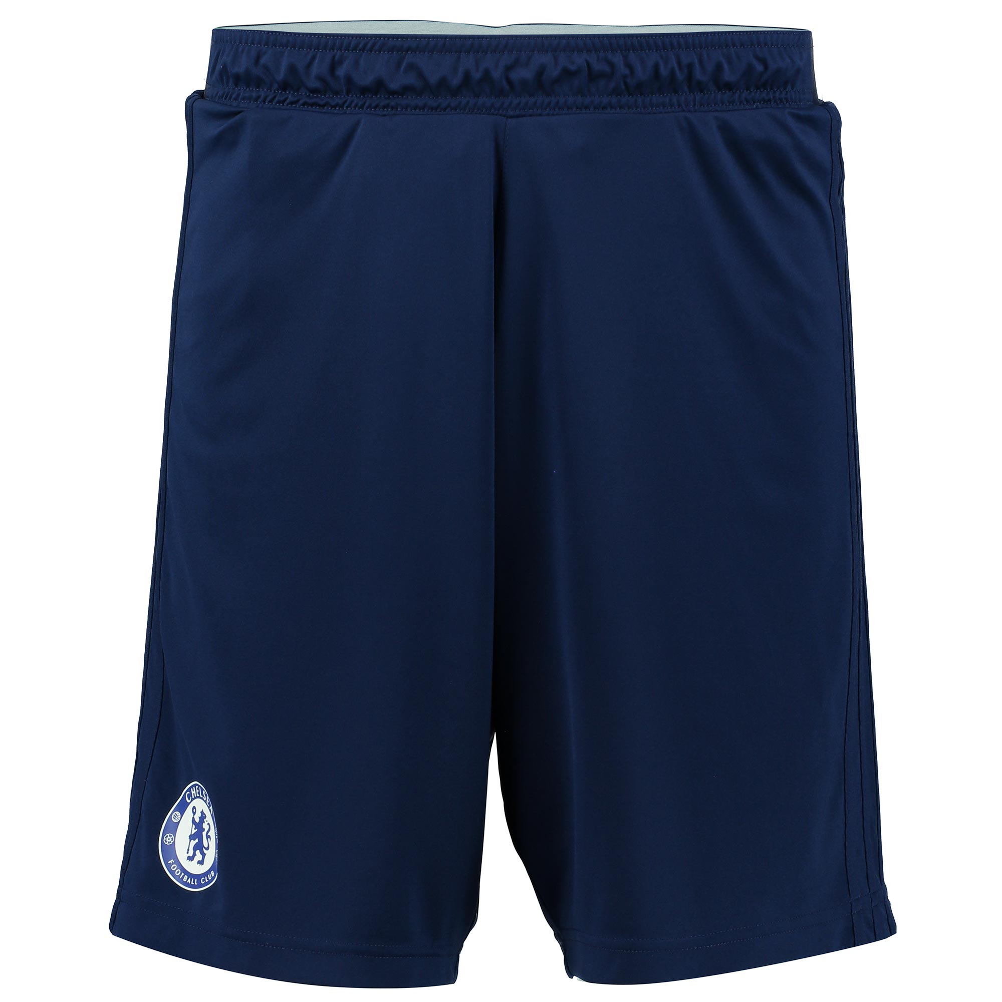 Chelsea Cup Training Shorts - Dark Blue