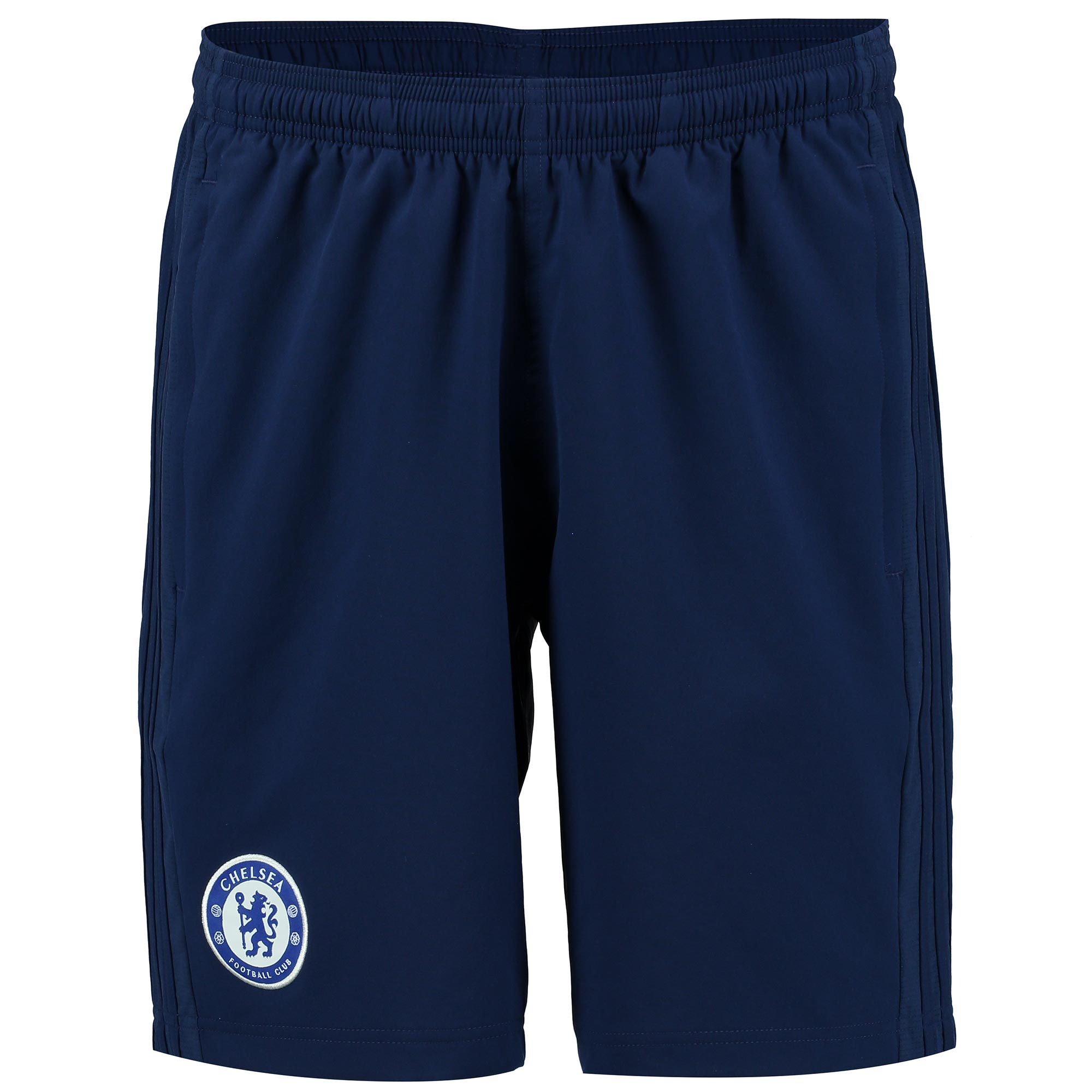 Chelsea Cup Training Woven Shorts - Dark Blue