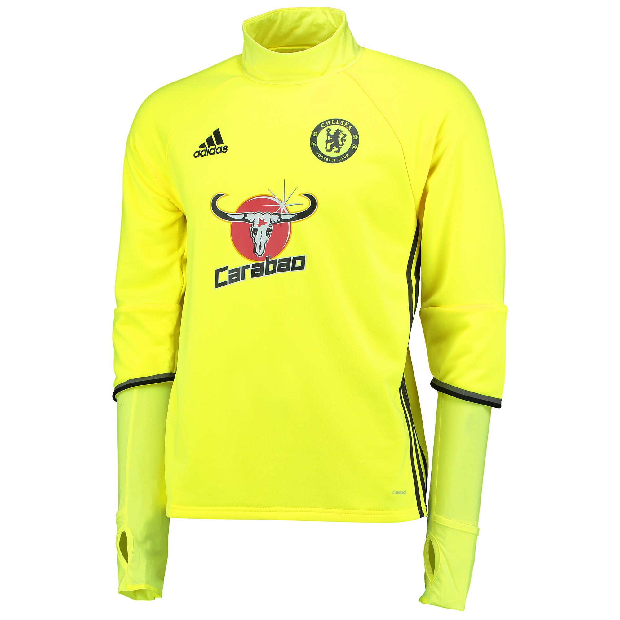 Chelsea Training Top - Yellow