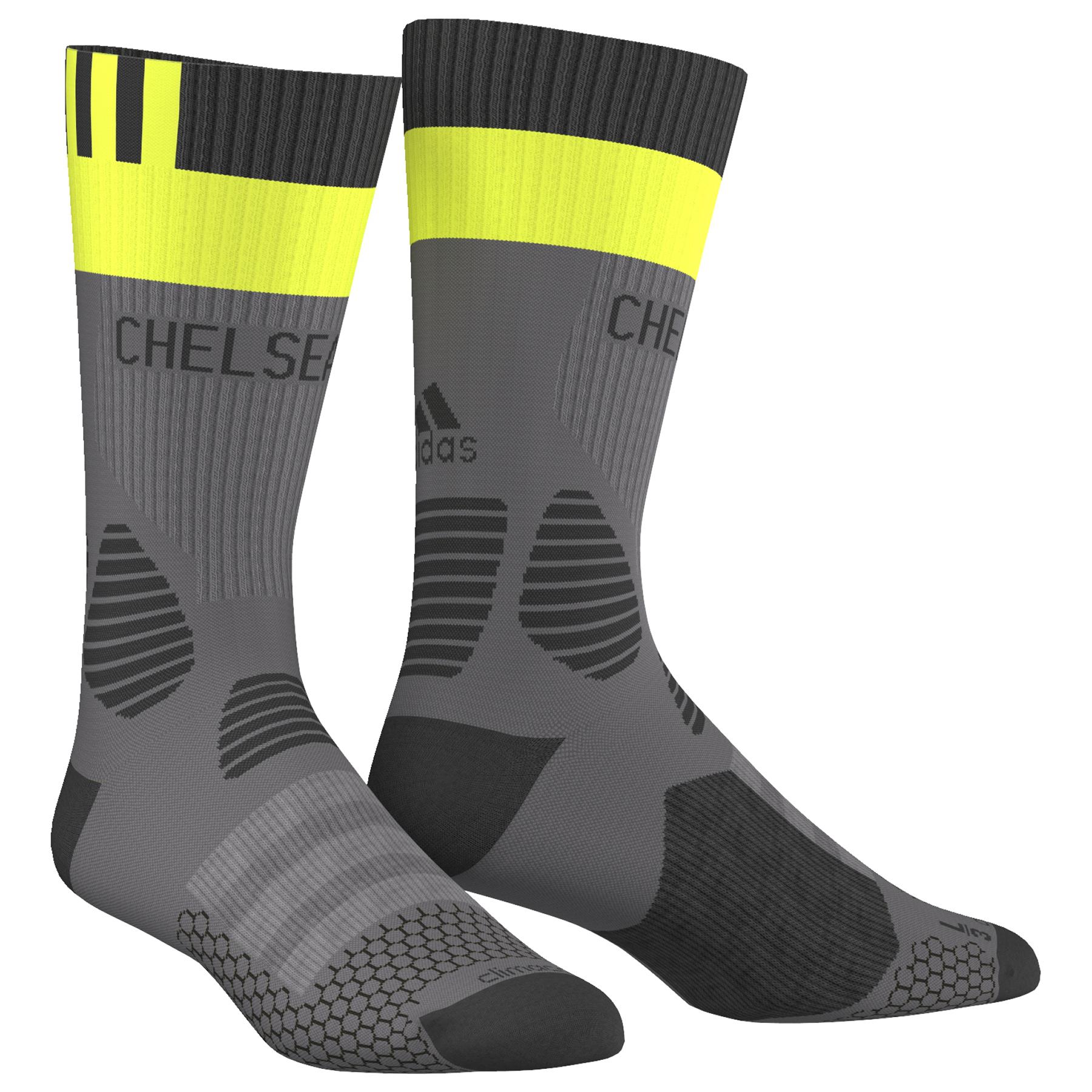 Chelsea Training Socks - Dark Grey
