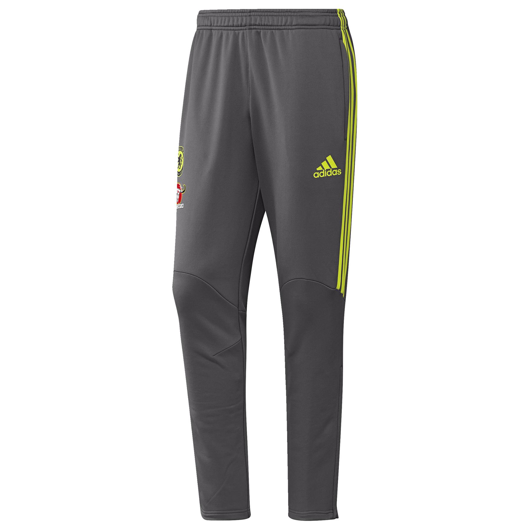 Chelsea Training Presentation Pants - Dark Grey
