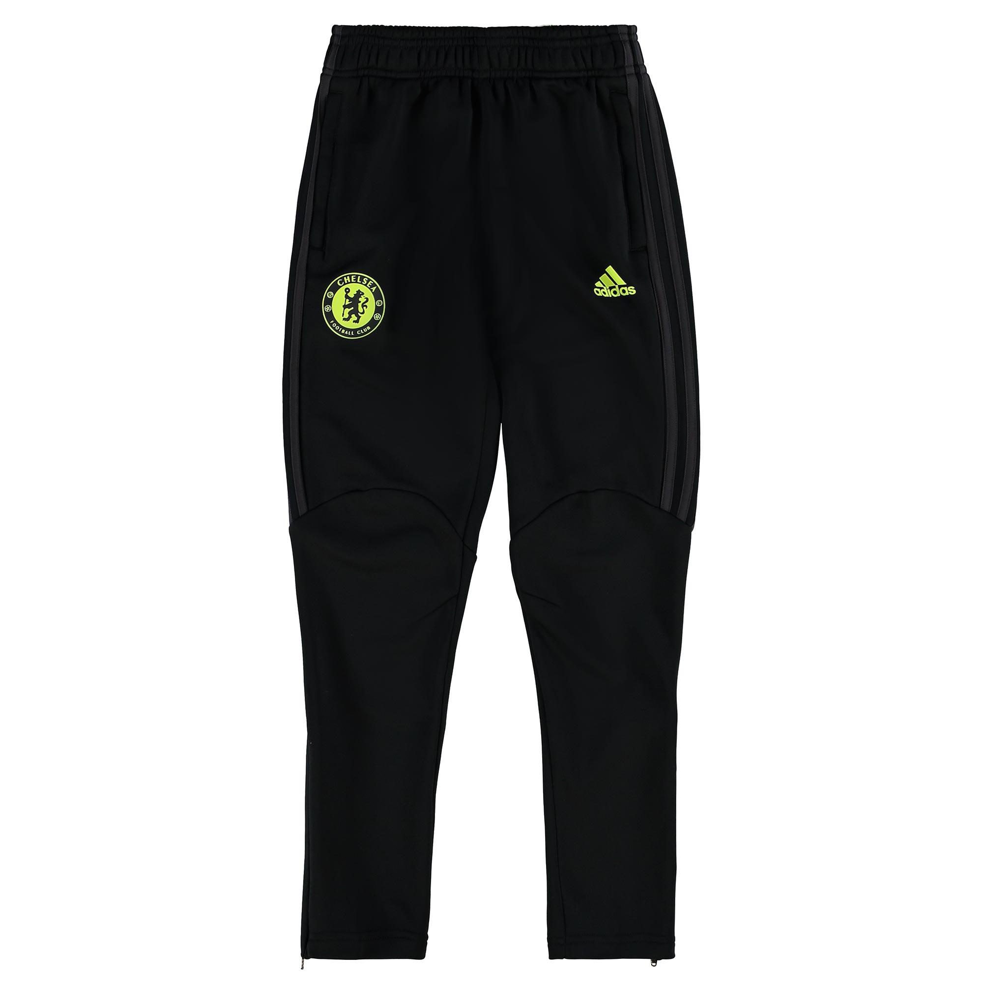 Chelsea Training Presentation Pants - Black - Kids
