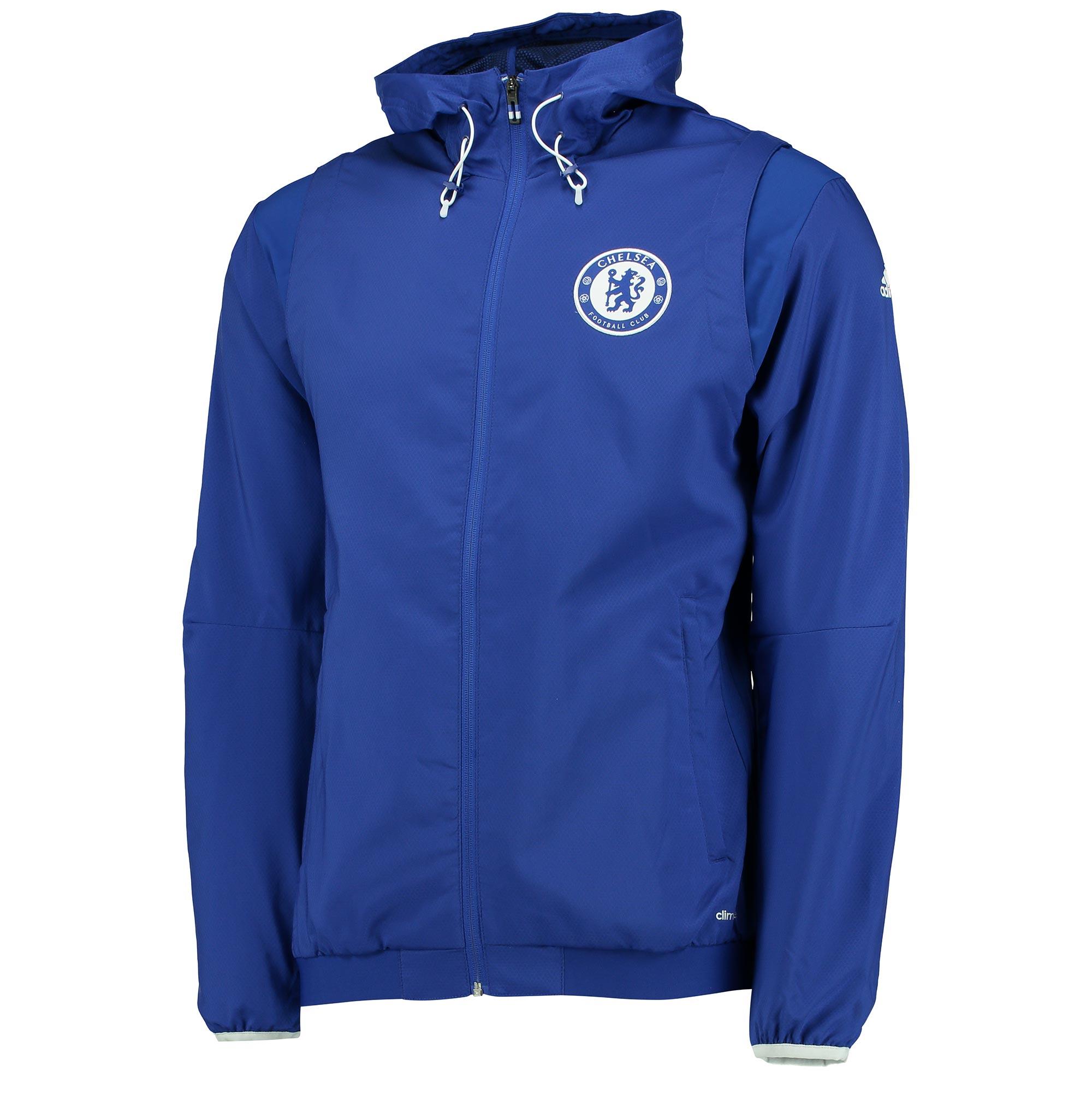 Chelsea Cup Training Presentation Jacket - Blue
