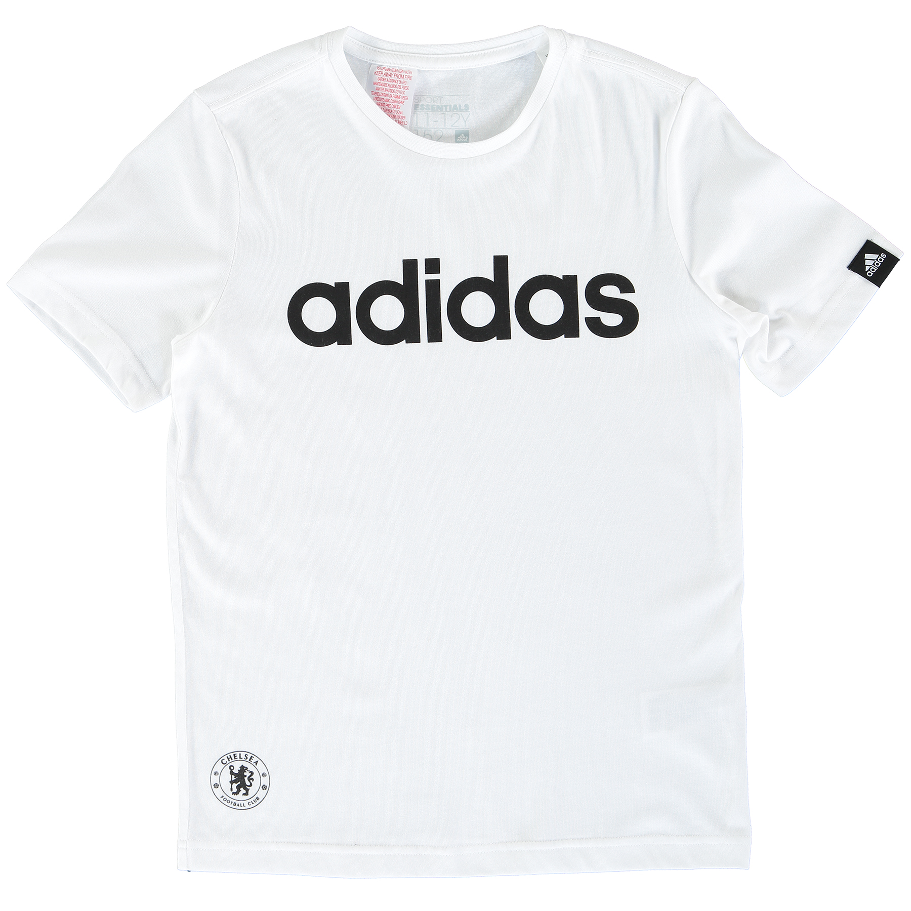 Chelsea Essentials T-Shirt - Boys - White