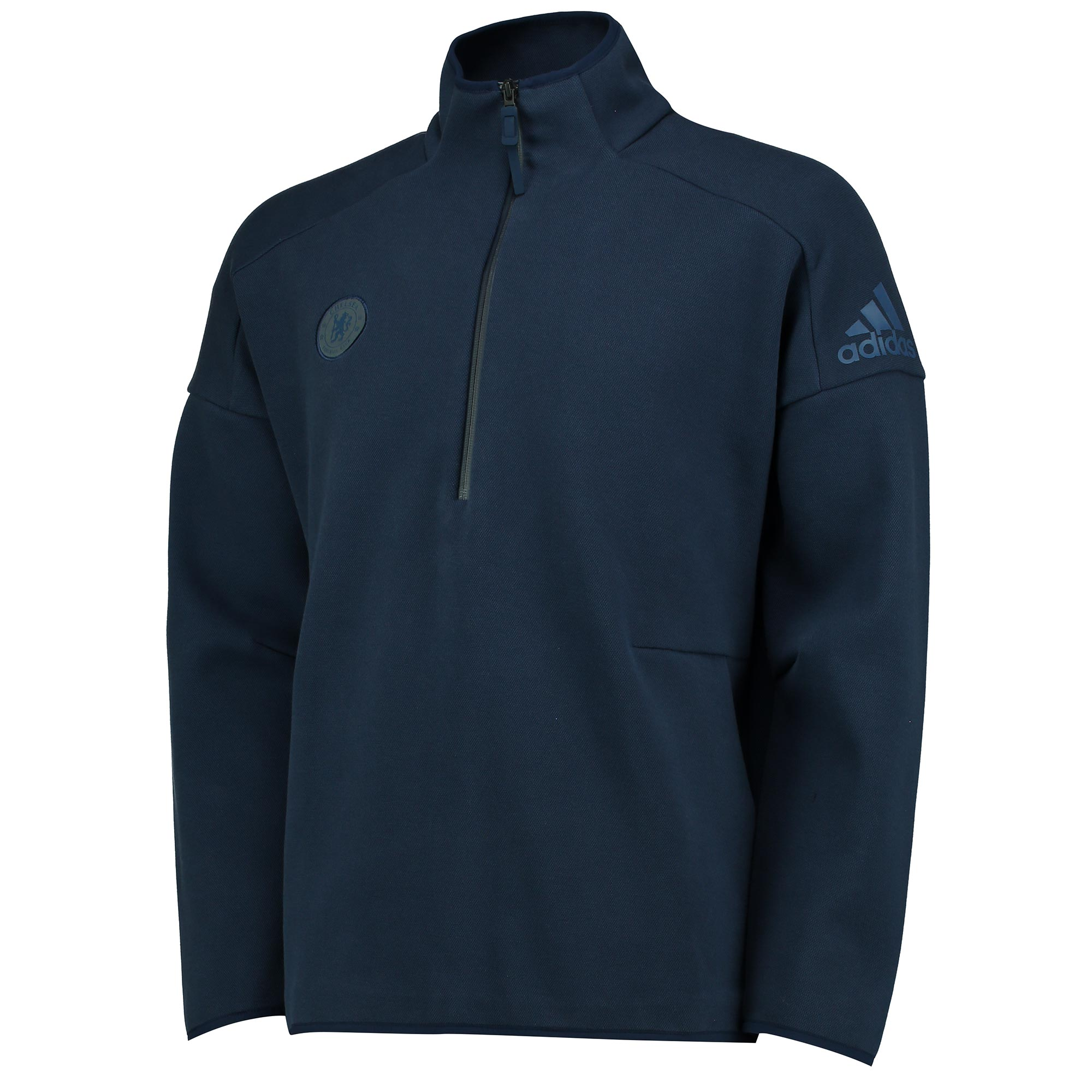 Chelsea ZNE Half Zip Top - Navy