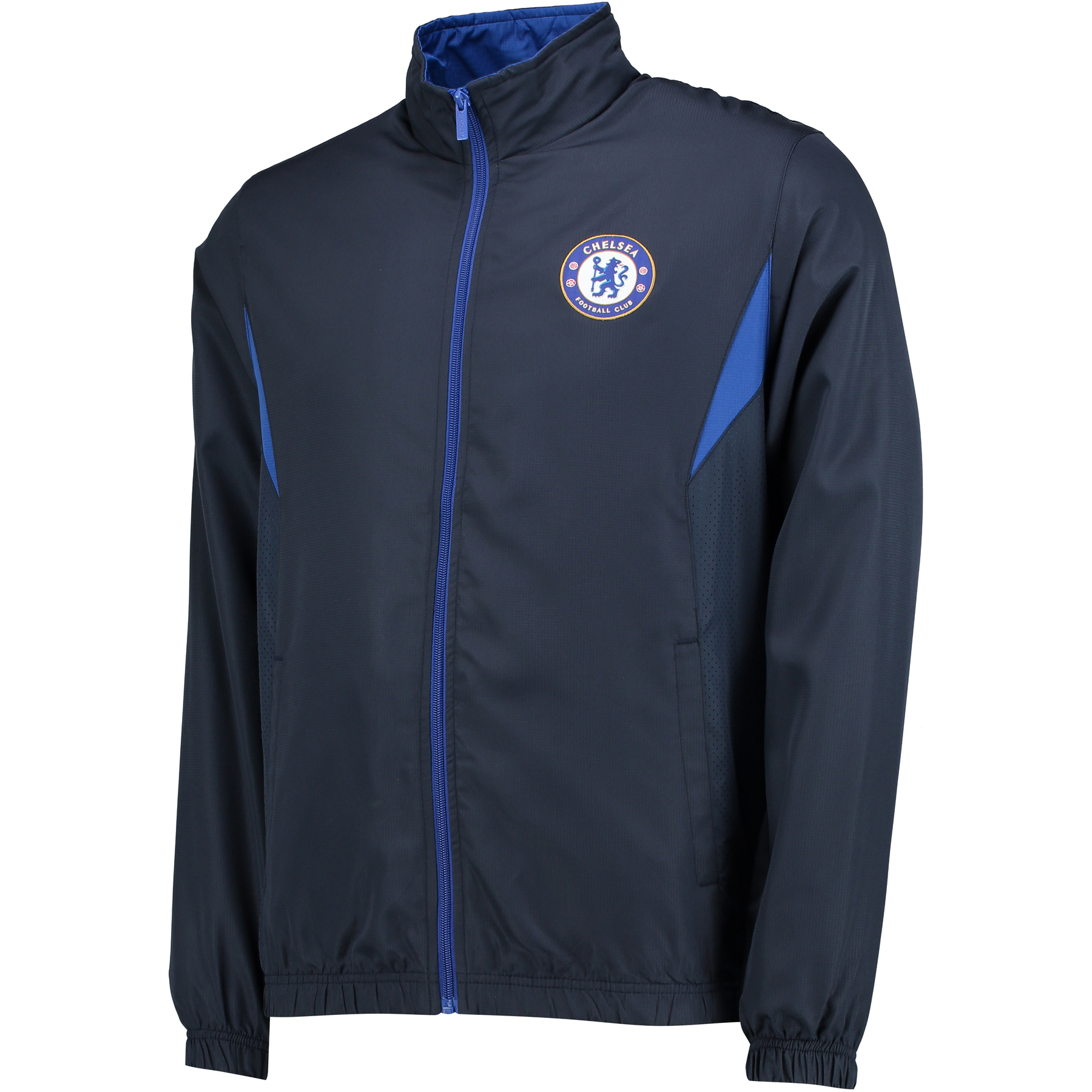Image of Chelsea Essential Woven Leisure Jacket - Navy - Mens, Navy
