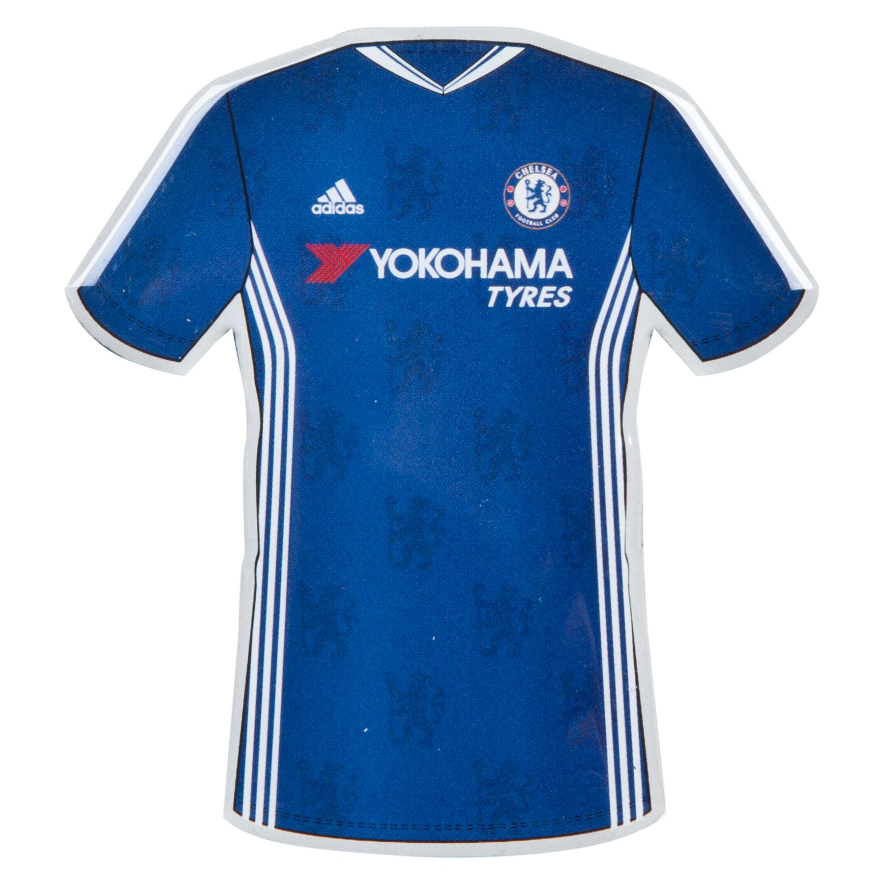 Chelsea 16/17 Home Kit Magnet