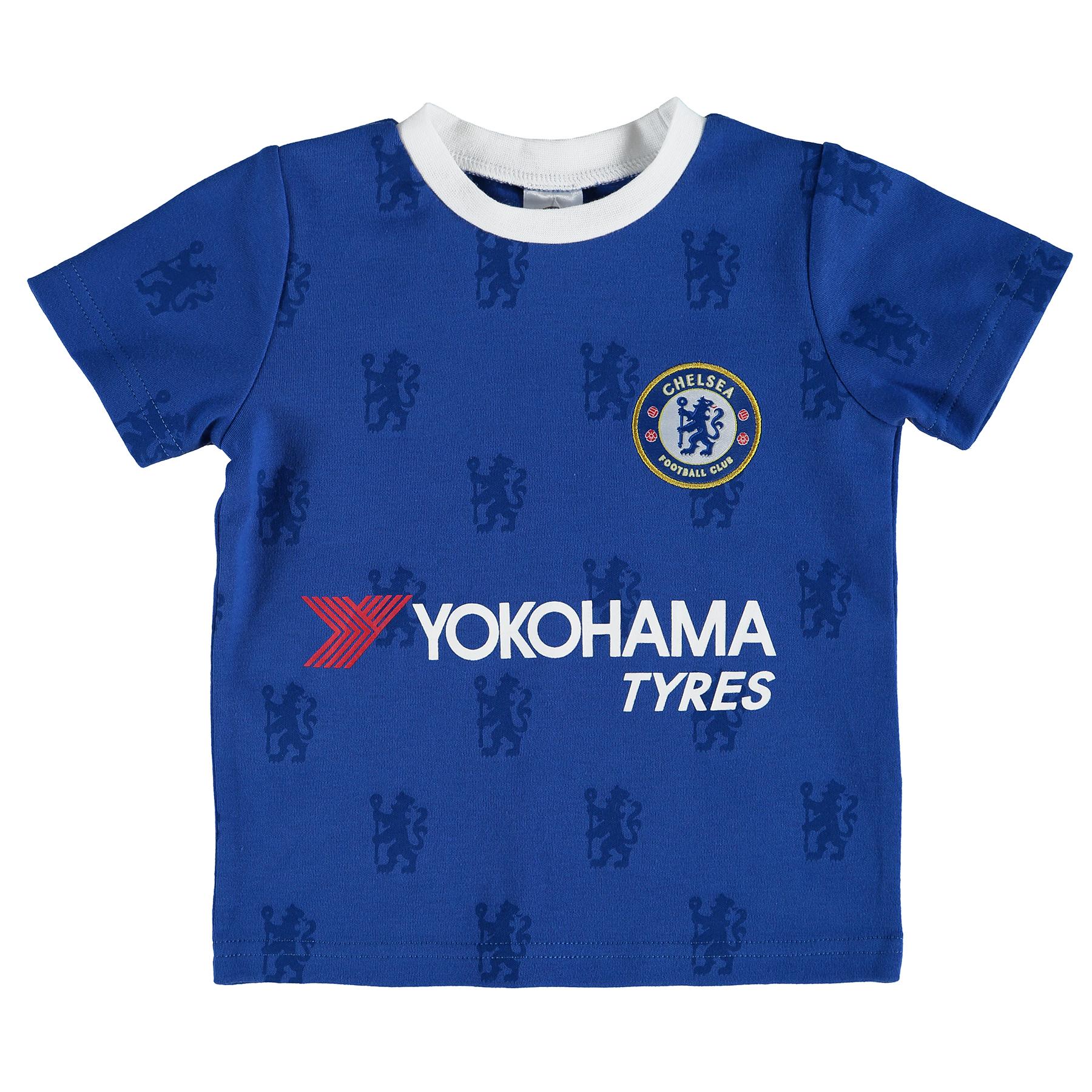 Chelsea Kit T-Shirt - Royal - Baby