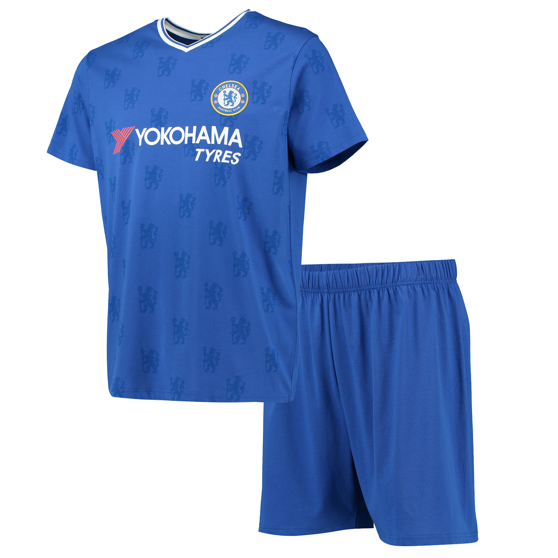 Chelsea Kit Pyjamas - Royal - Mens
