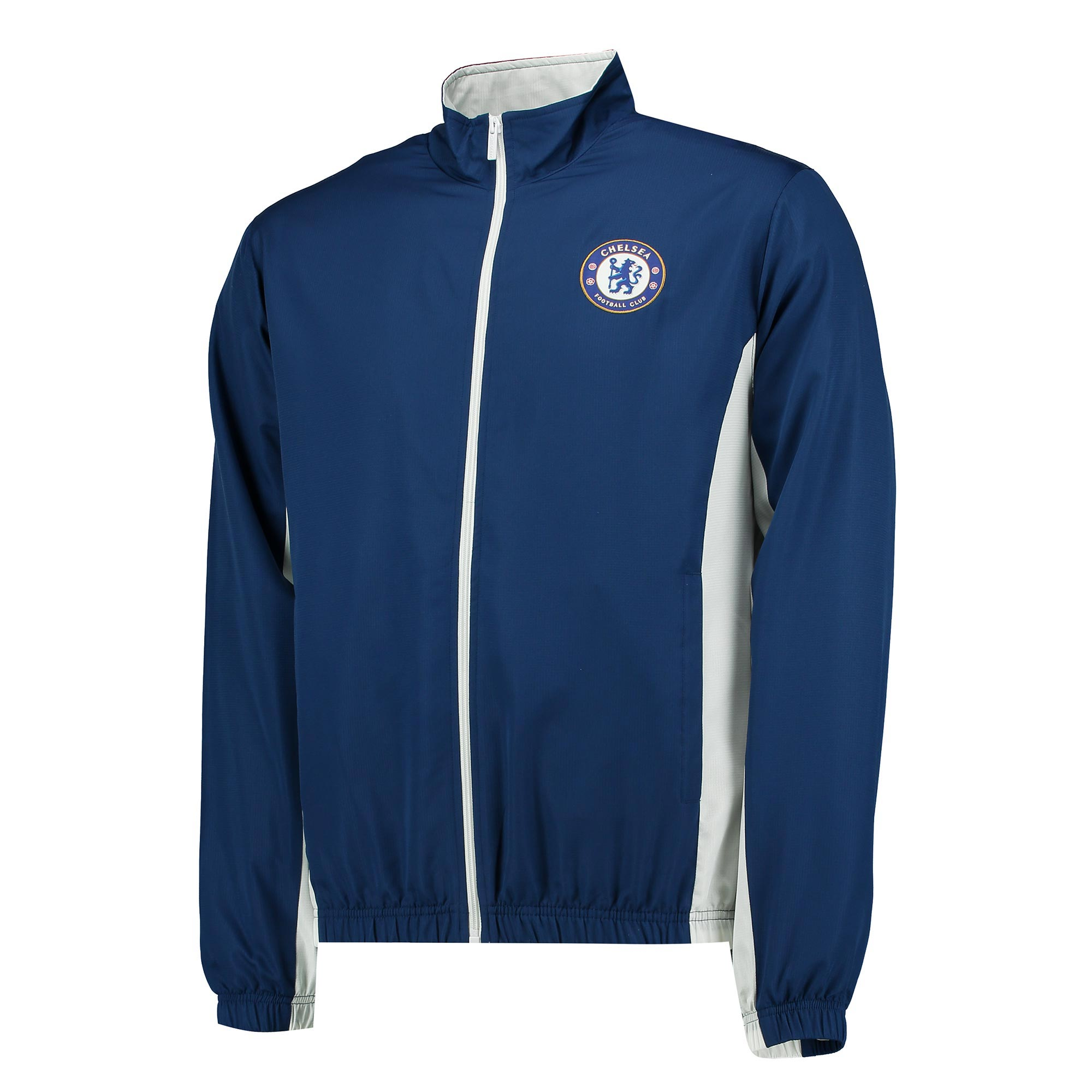 Chelsea Essential Woven Leisure Jacket - Estate Blue - Older Boys