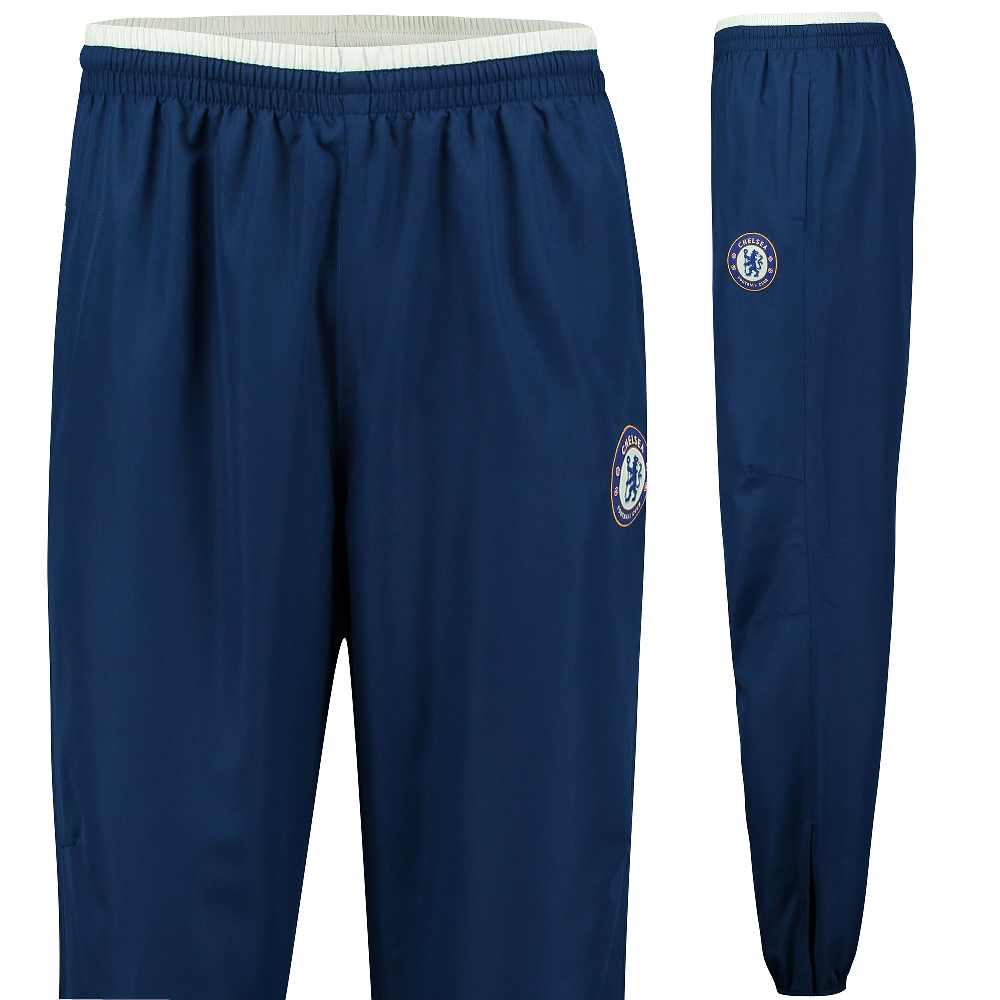Chelsea Essential Woven Leisure Pant - Estate Blue - Mens