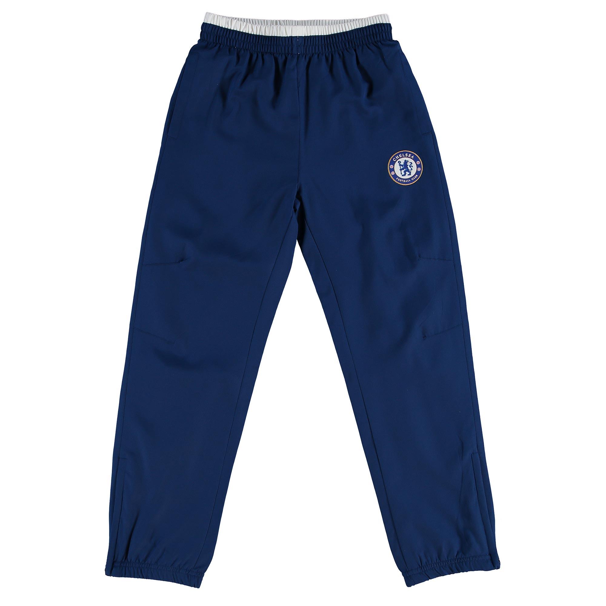 Chelsea Essential Woven Leisure Pant - Estate Blue - Infant Boys