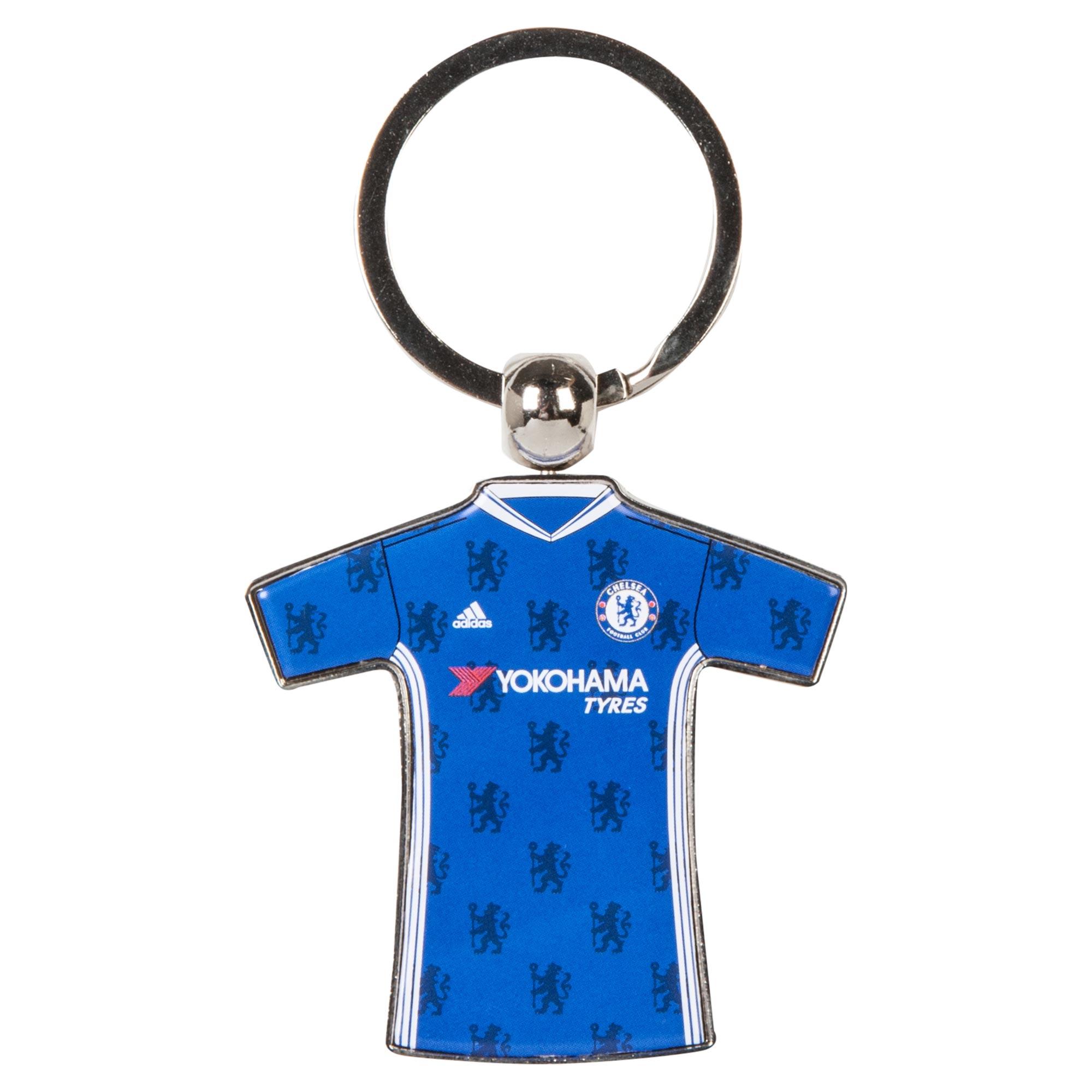 Chelsea 16/17 Kit Key Ring