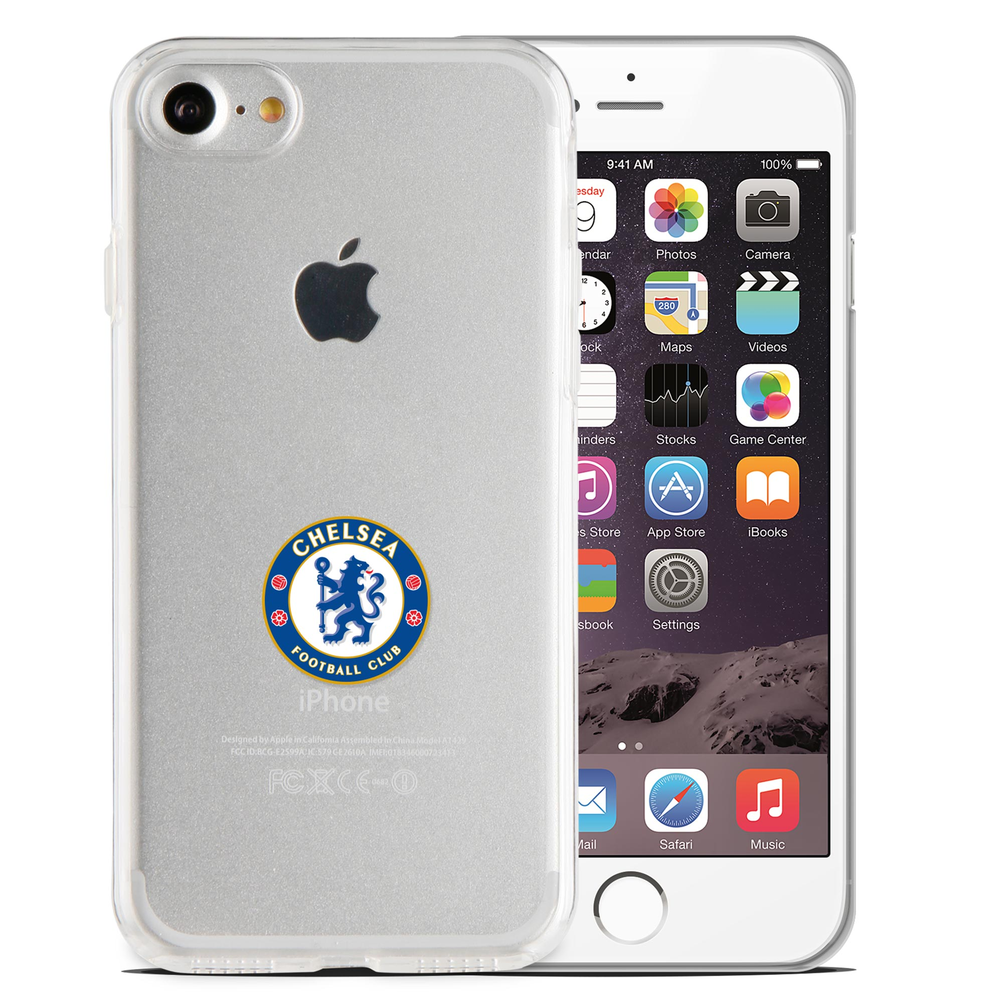 Chelsea Clear Crest iPhone 7 Case