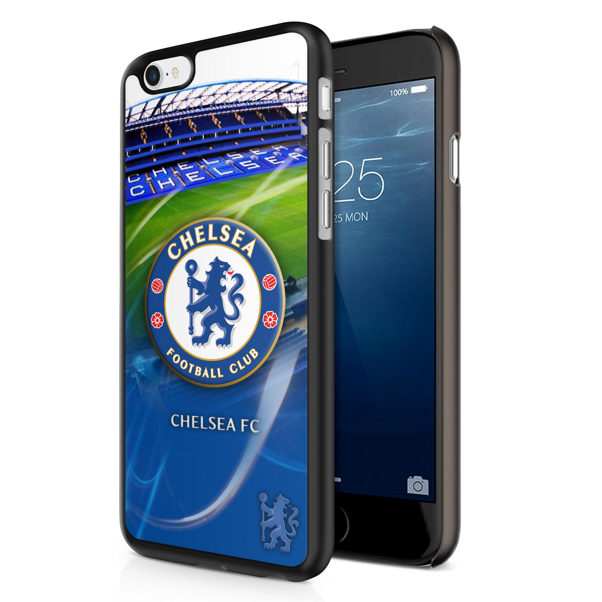 Chelsea 3D iPhone 7 Hard Case