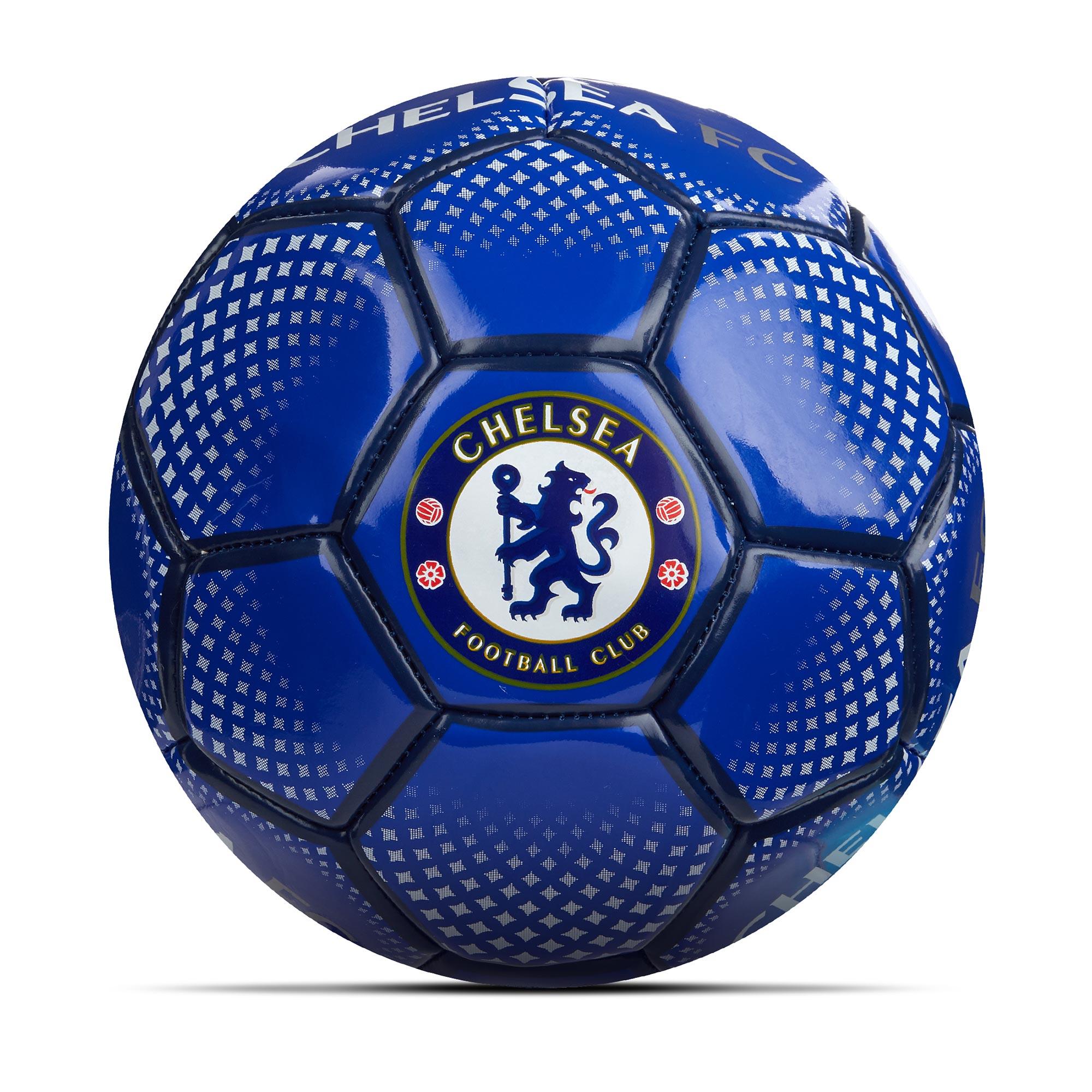 Balón de fútbol Diamond del Chelsea en azul en talla 5