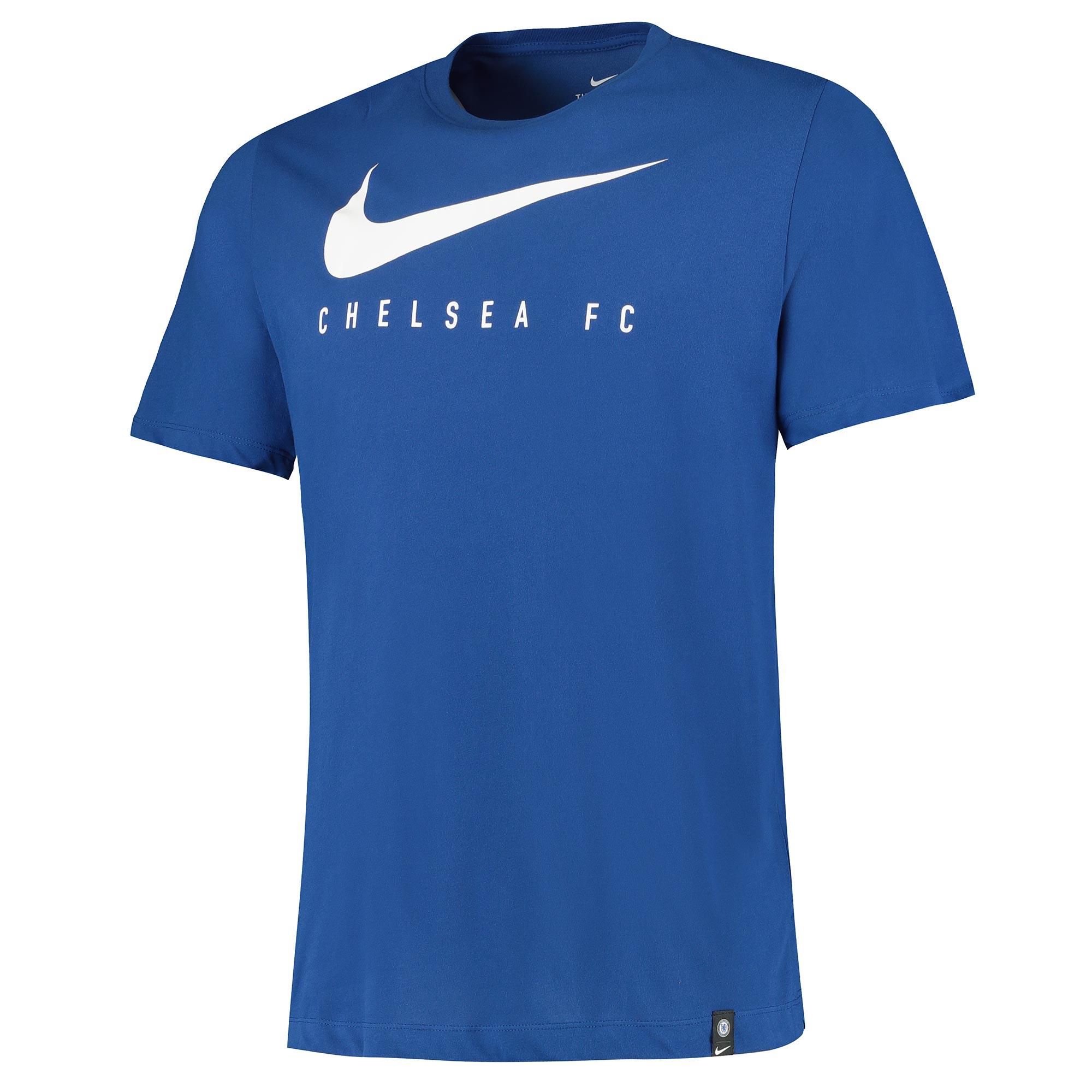 Nike / Camiseta de entrenamiento Training Ground del Chelsea en azul
