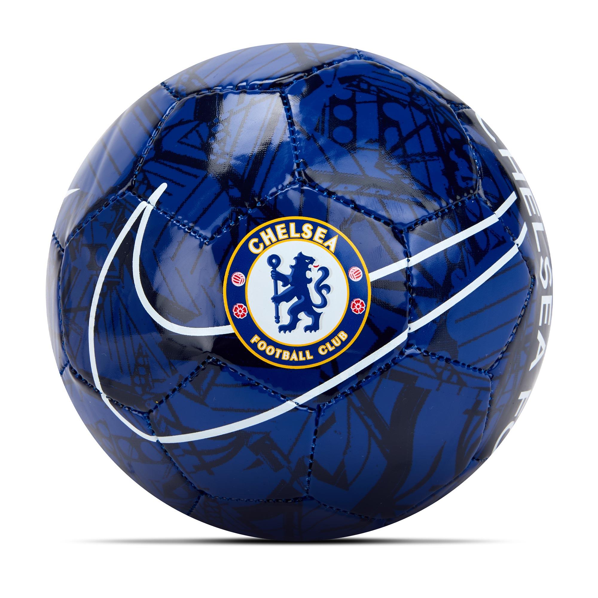 Nike / Balón de fútbol Skills del Chelsea en azul