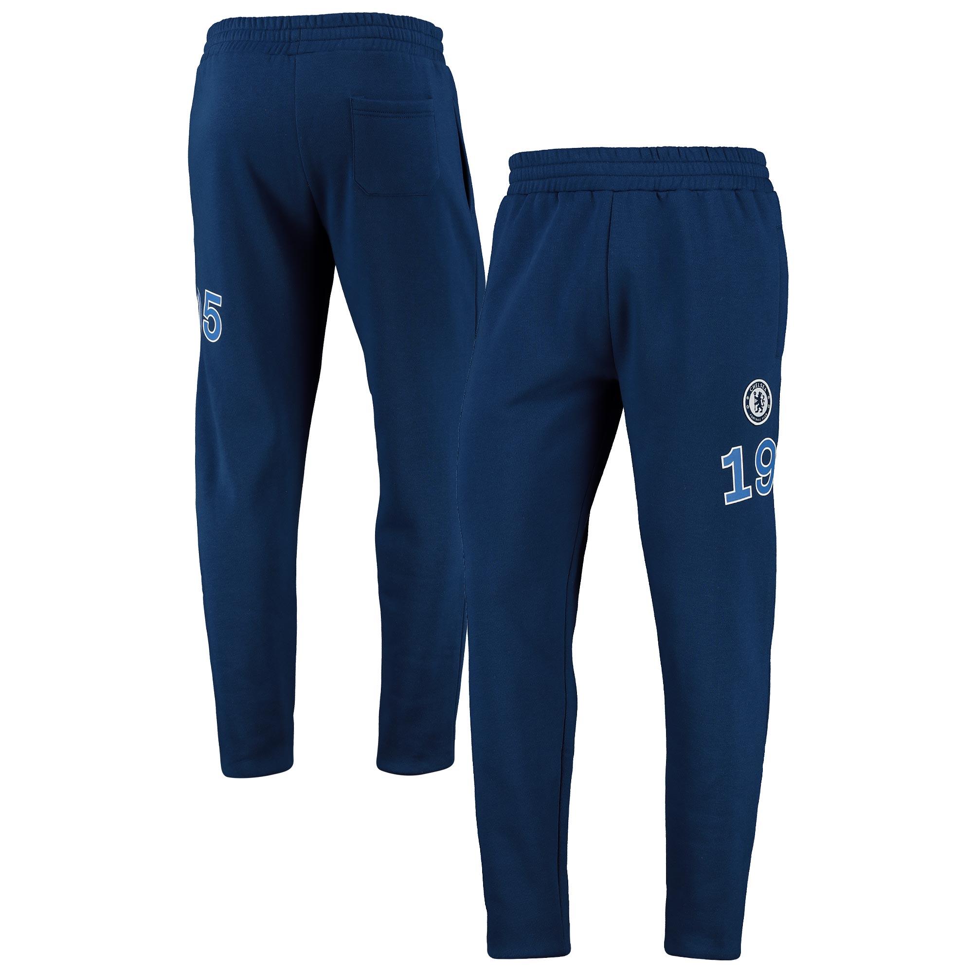 Pantalón de chándal Chelsea Printed - Azul - Hombres