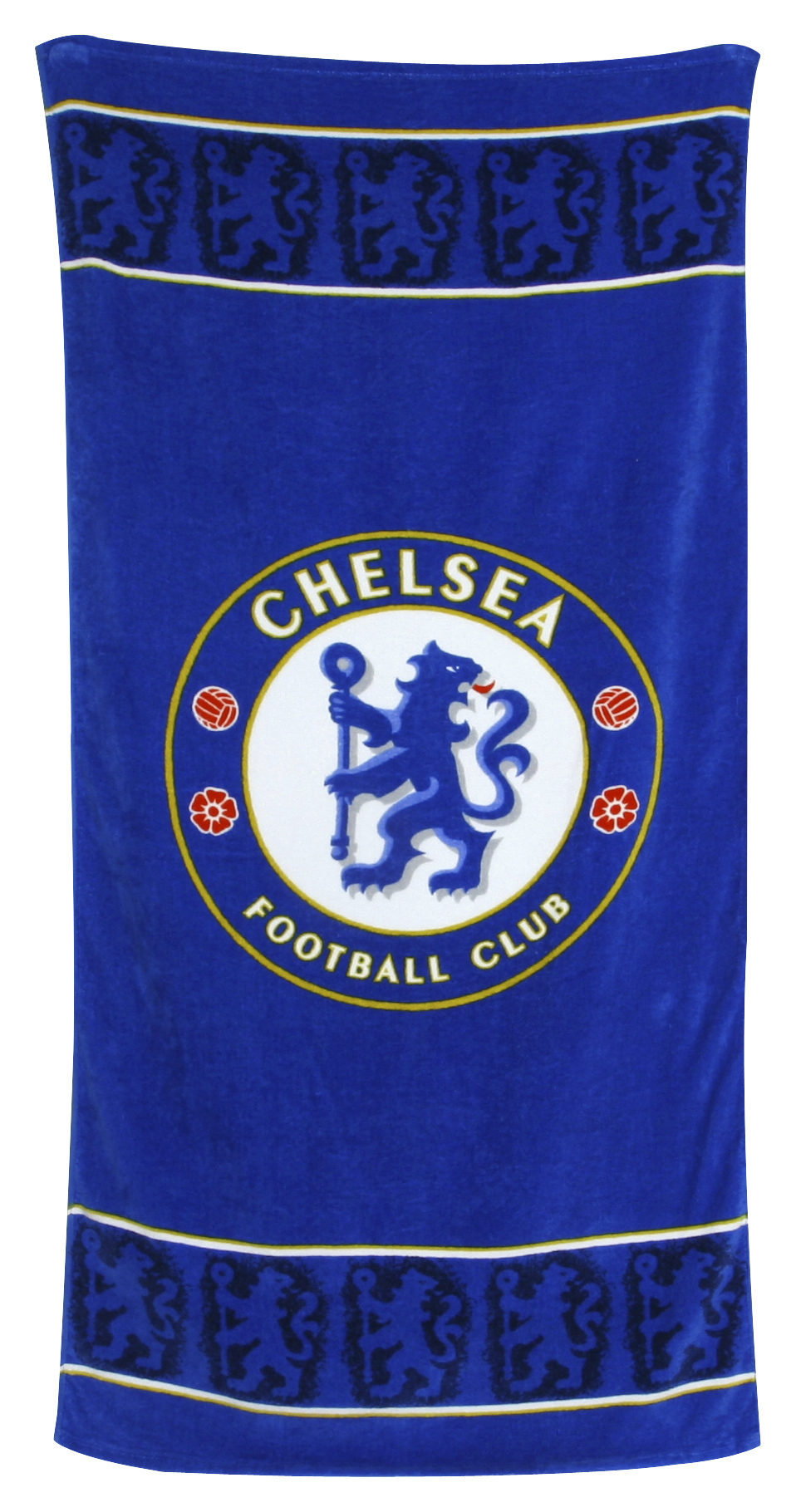 Chelsea Chelsea Border Crest Towel