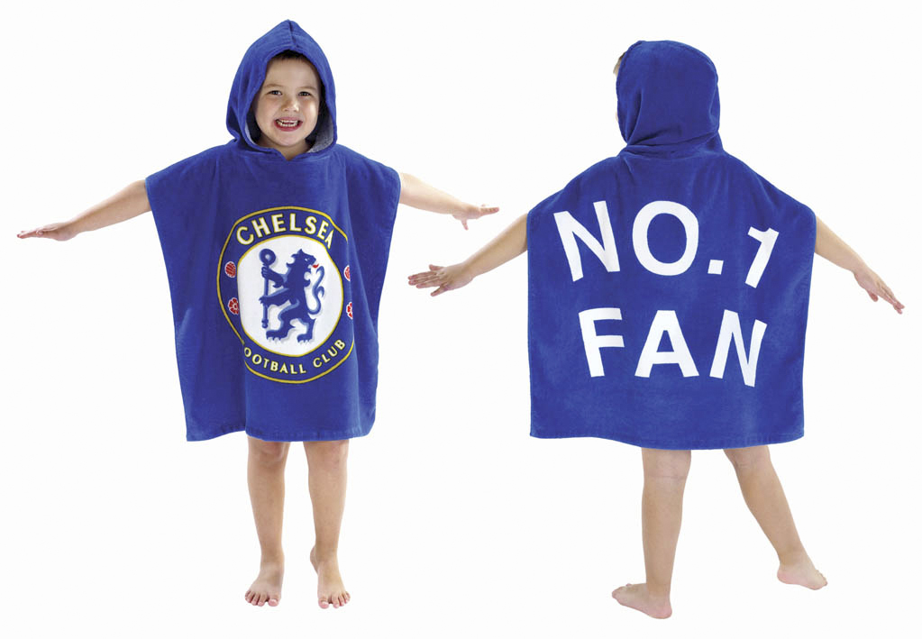 Chelsea Hooded Poncho