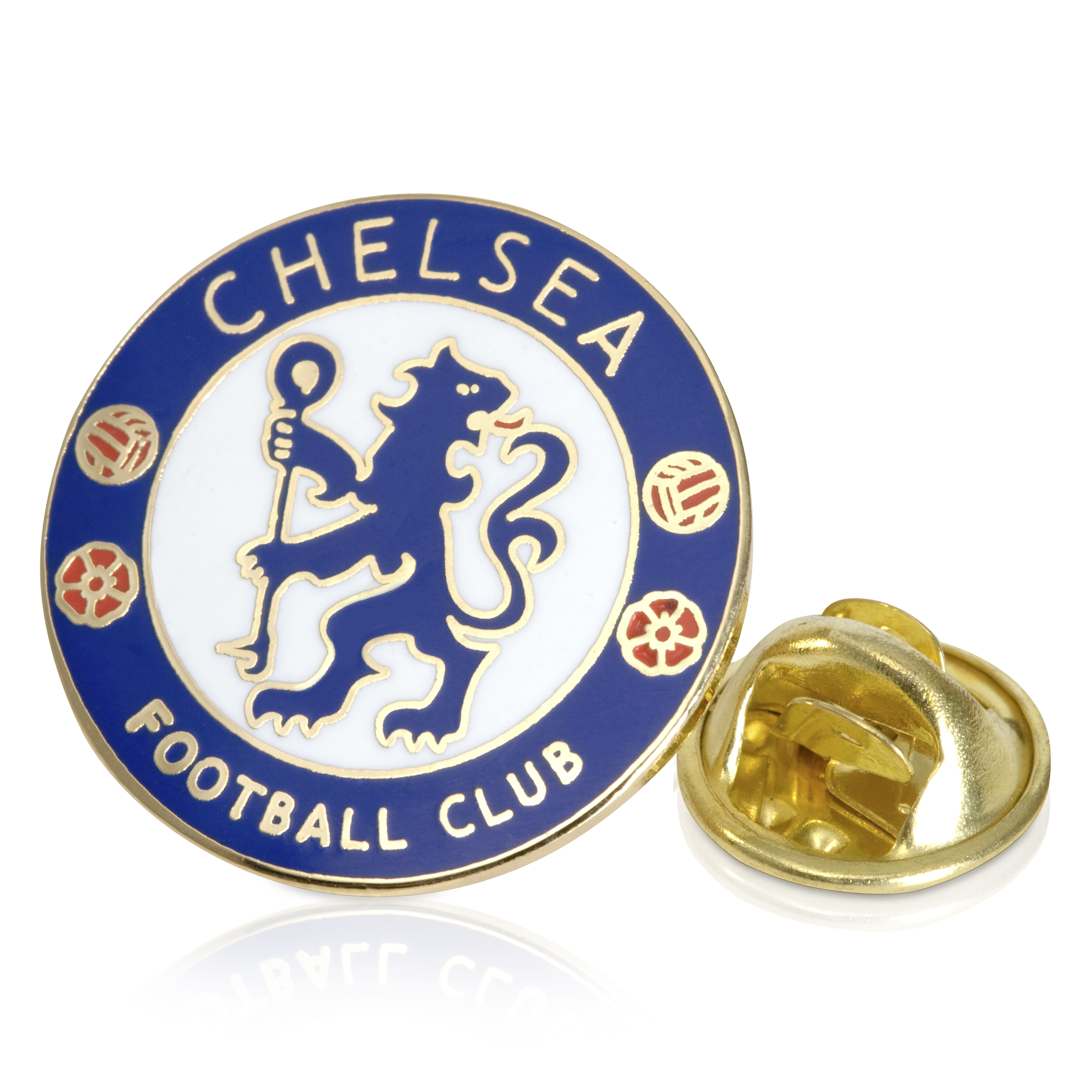 Chelsea Crest Pin Badge