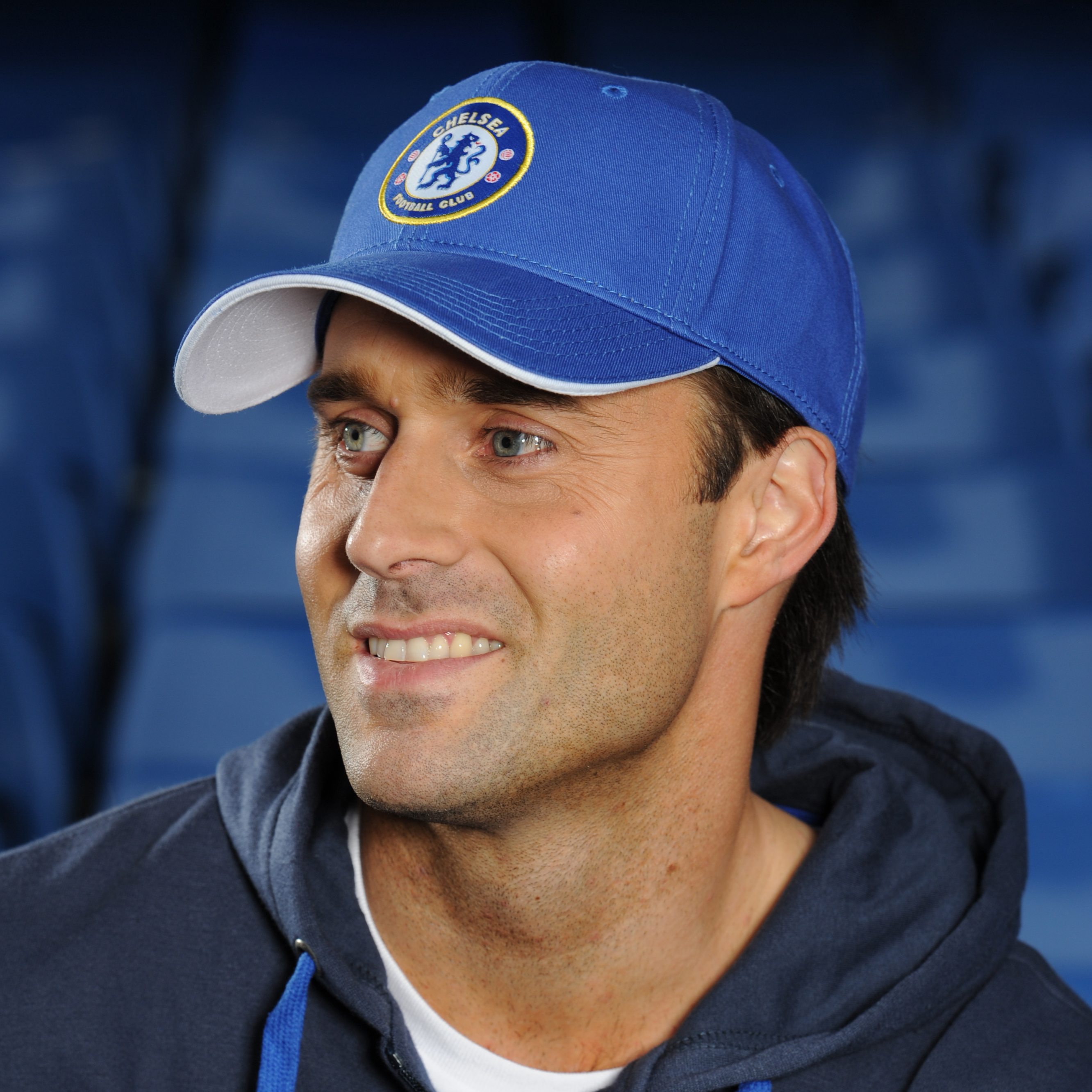 Chelsea Crest Cap - Blue
