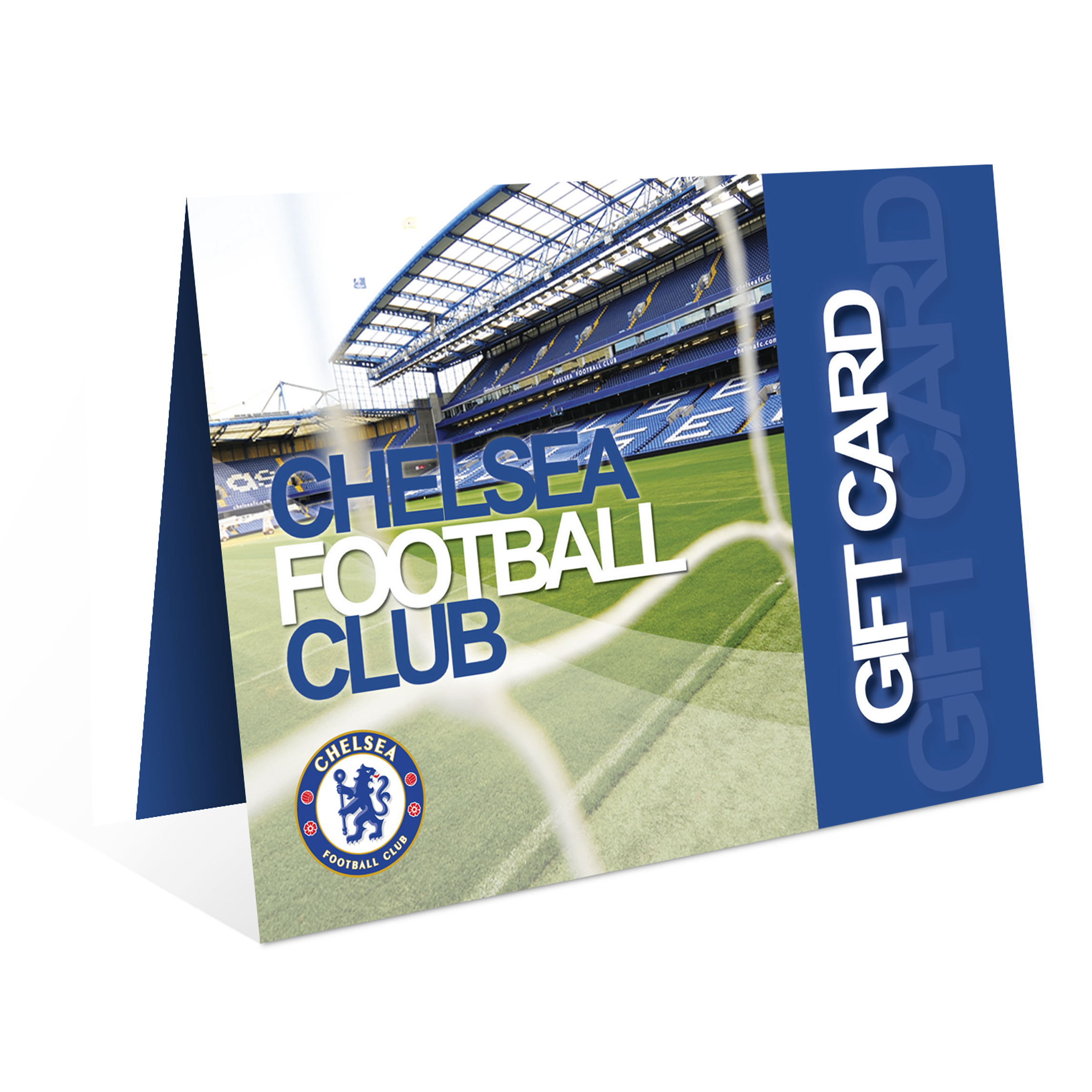 Chelsea Football Club Gift Card - Pitch - Value 25