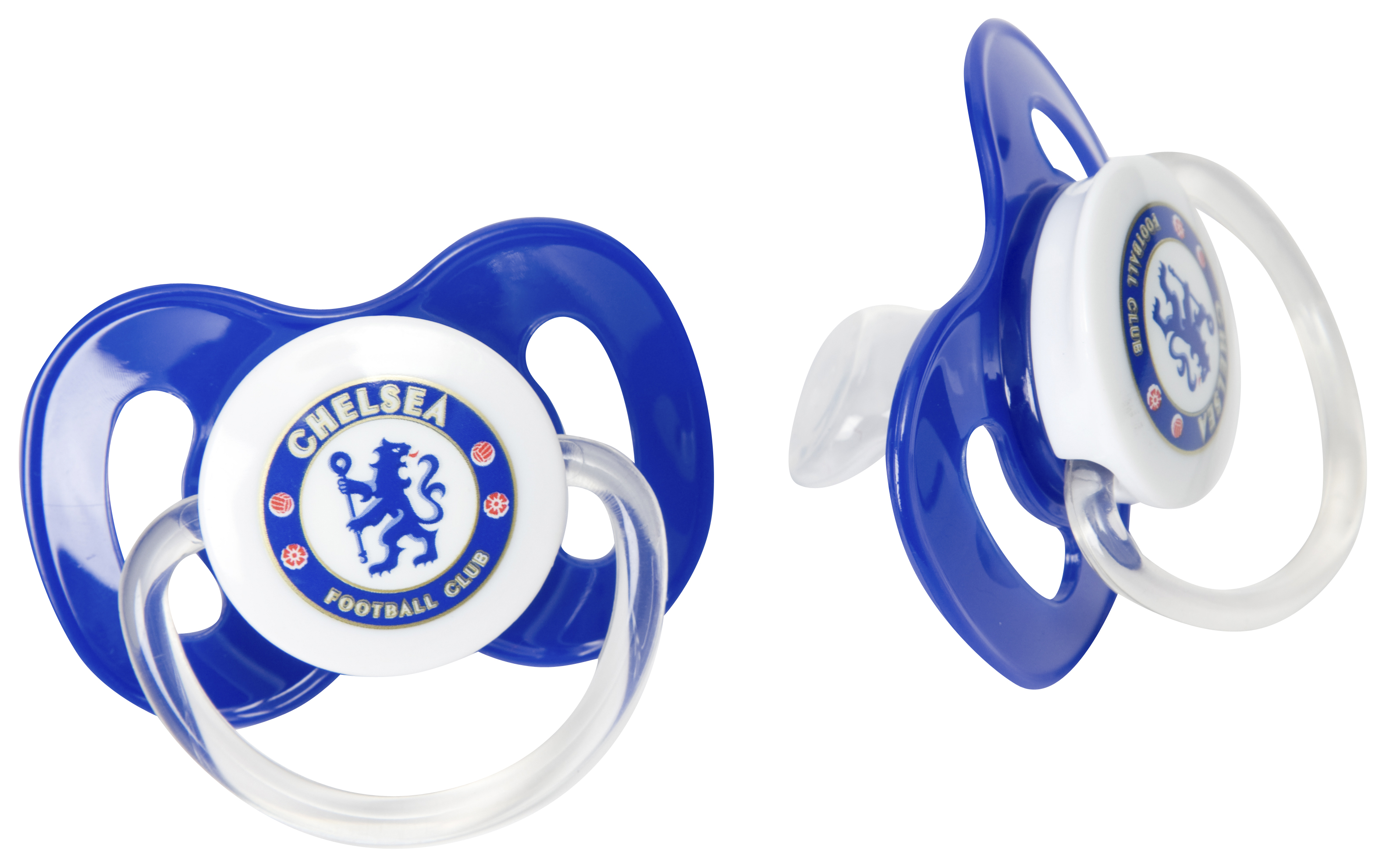 Chelsea 2 Pack Soothers