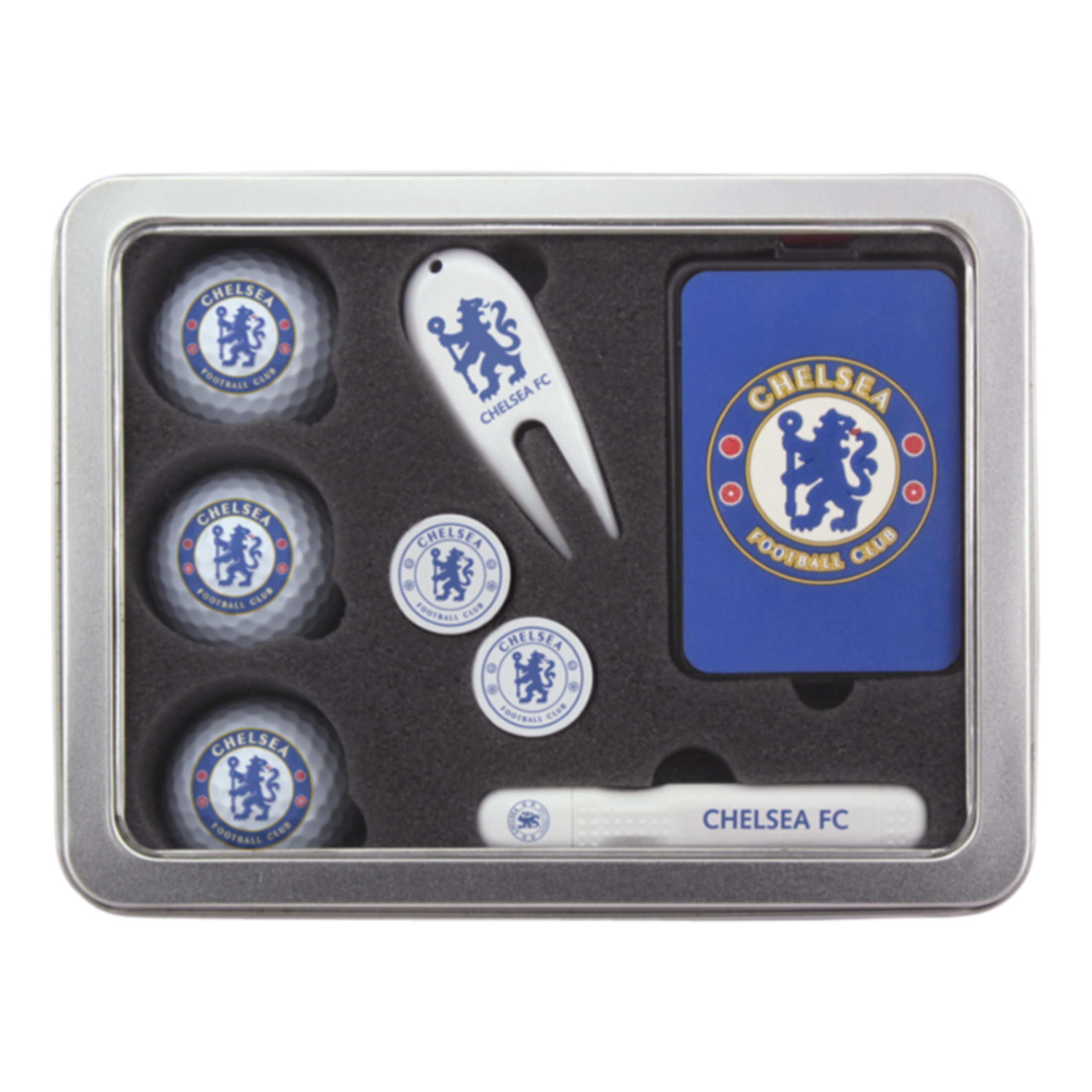 Chelsea Golf Box Gift Set