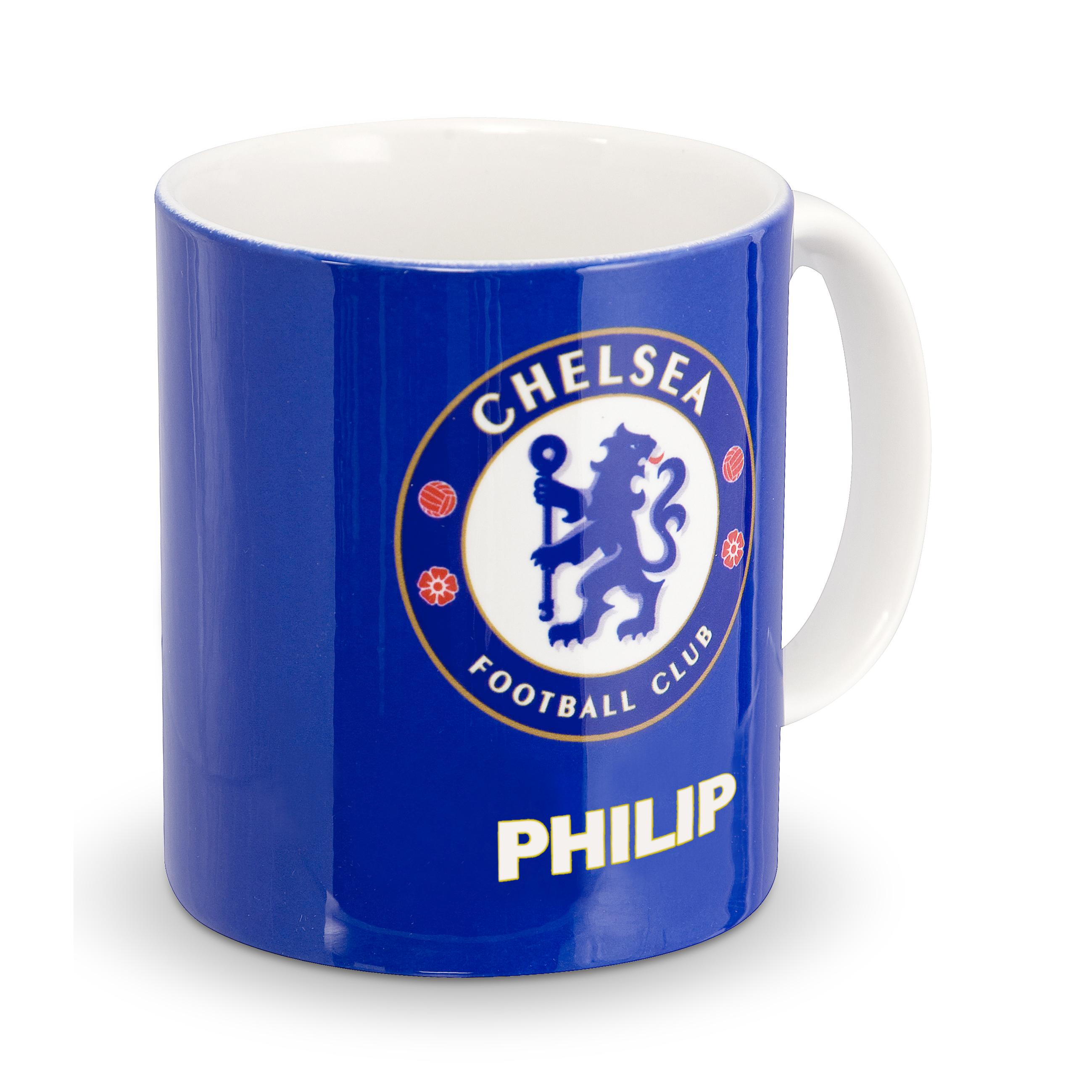 Chelsea Personalised Mug