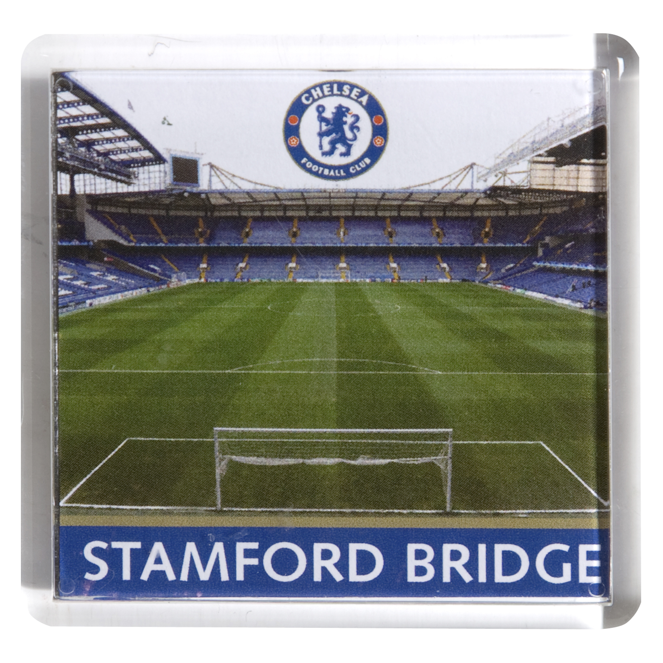 Chelsea Stadium Fridge Magnet