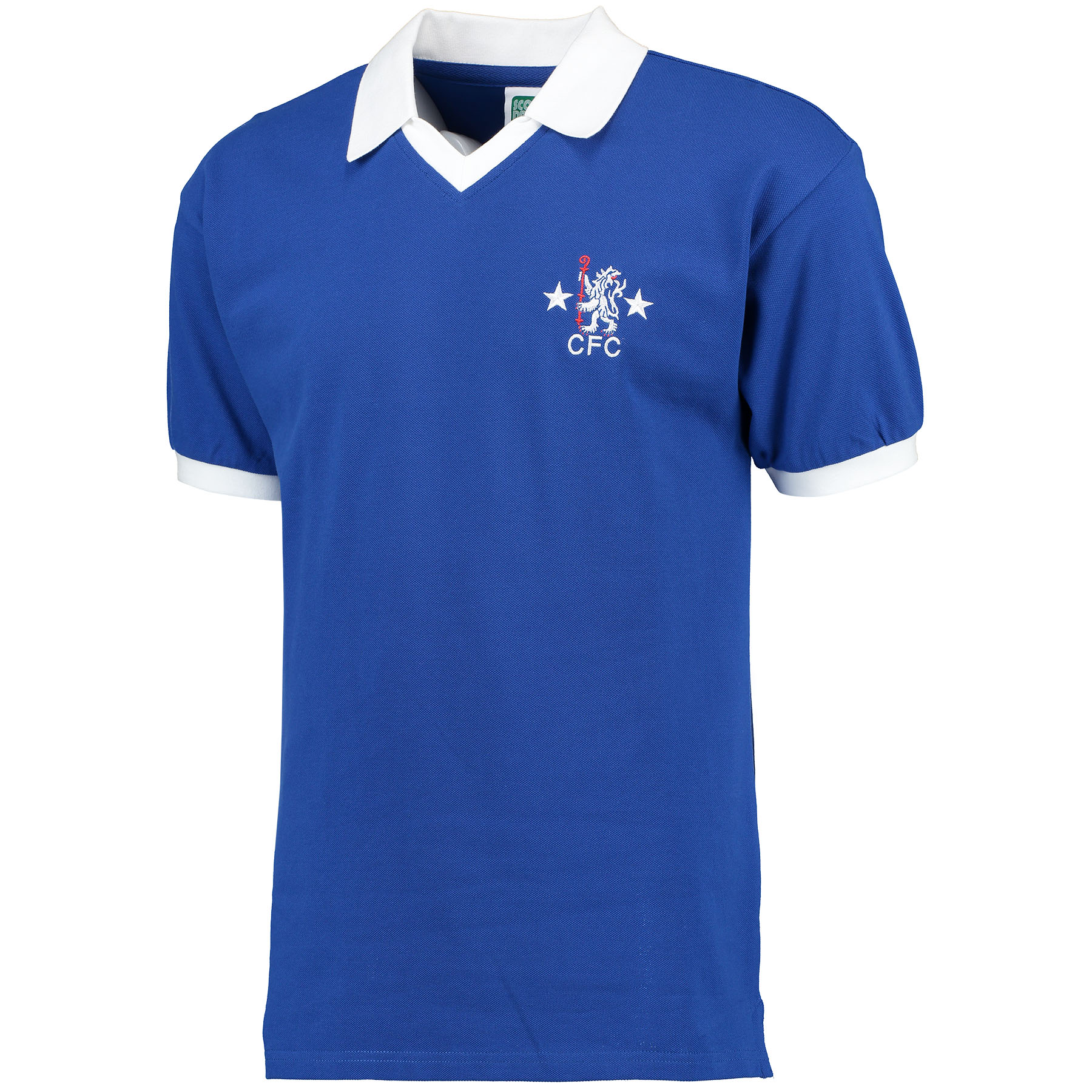 Chelsea 1976 Shirt - Royal