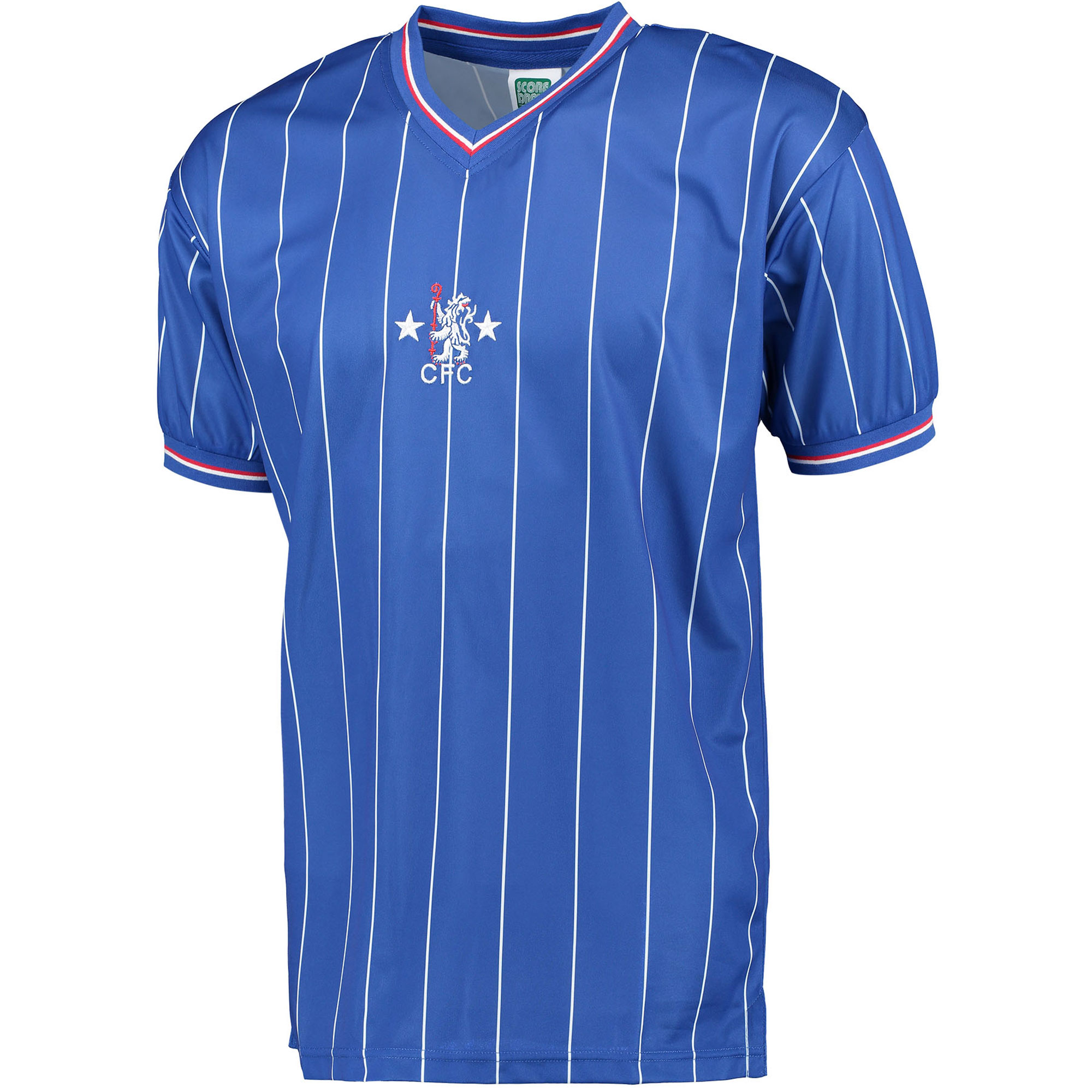 Chelsea 1982 Home Shirt - Royal
