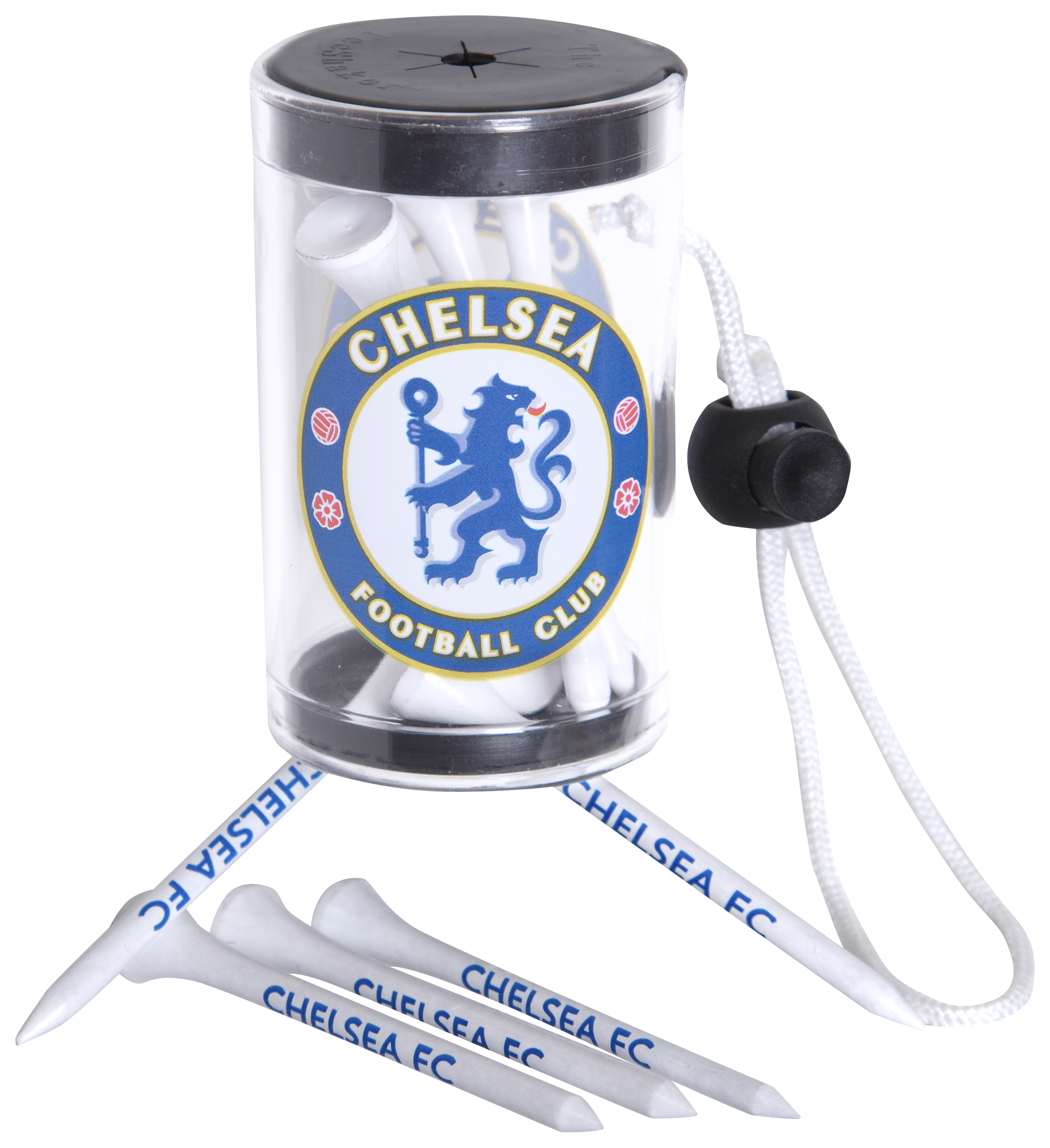Chelsea Golf Tee Shaker