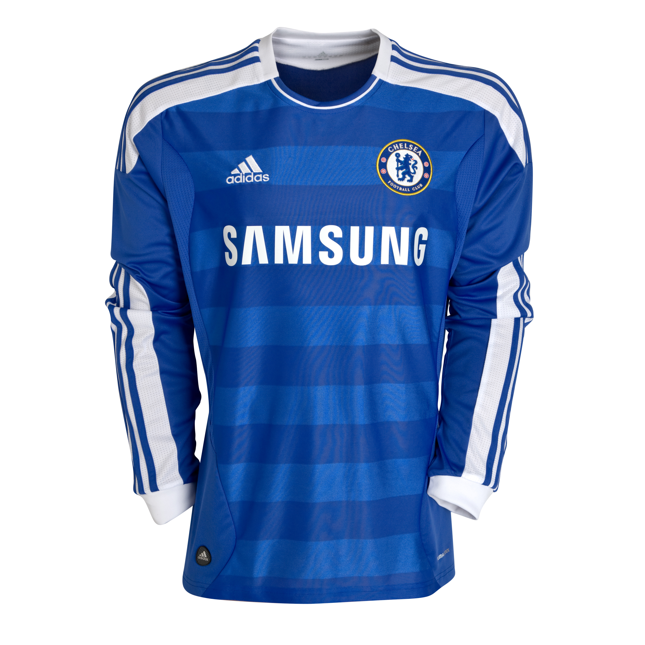 Chelsea Home Shirt 2011/12 - Long Sleeved