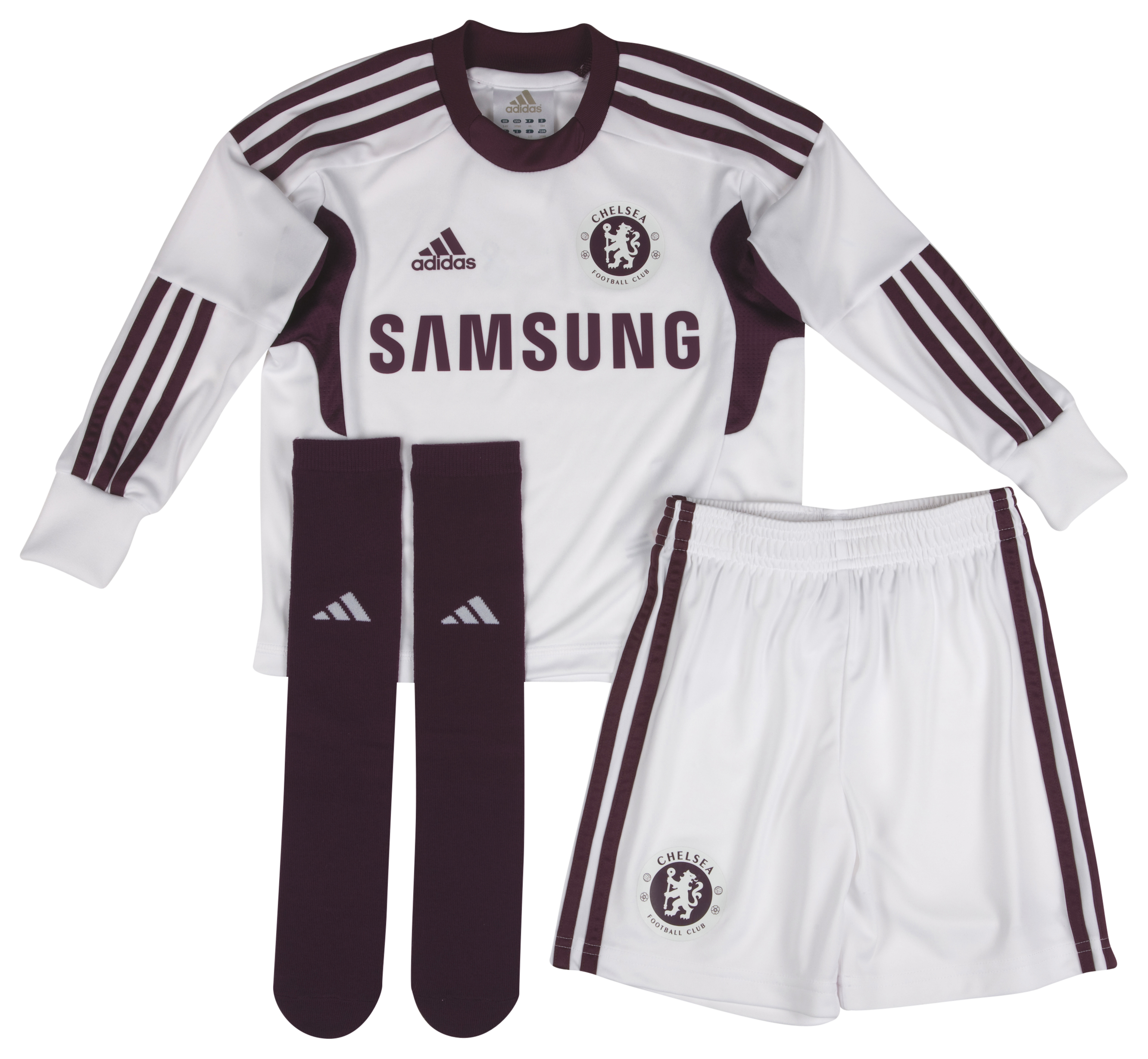 Chelsea Goalkeeper Mini Kit 2011/13