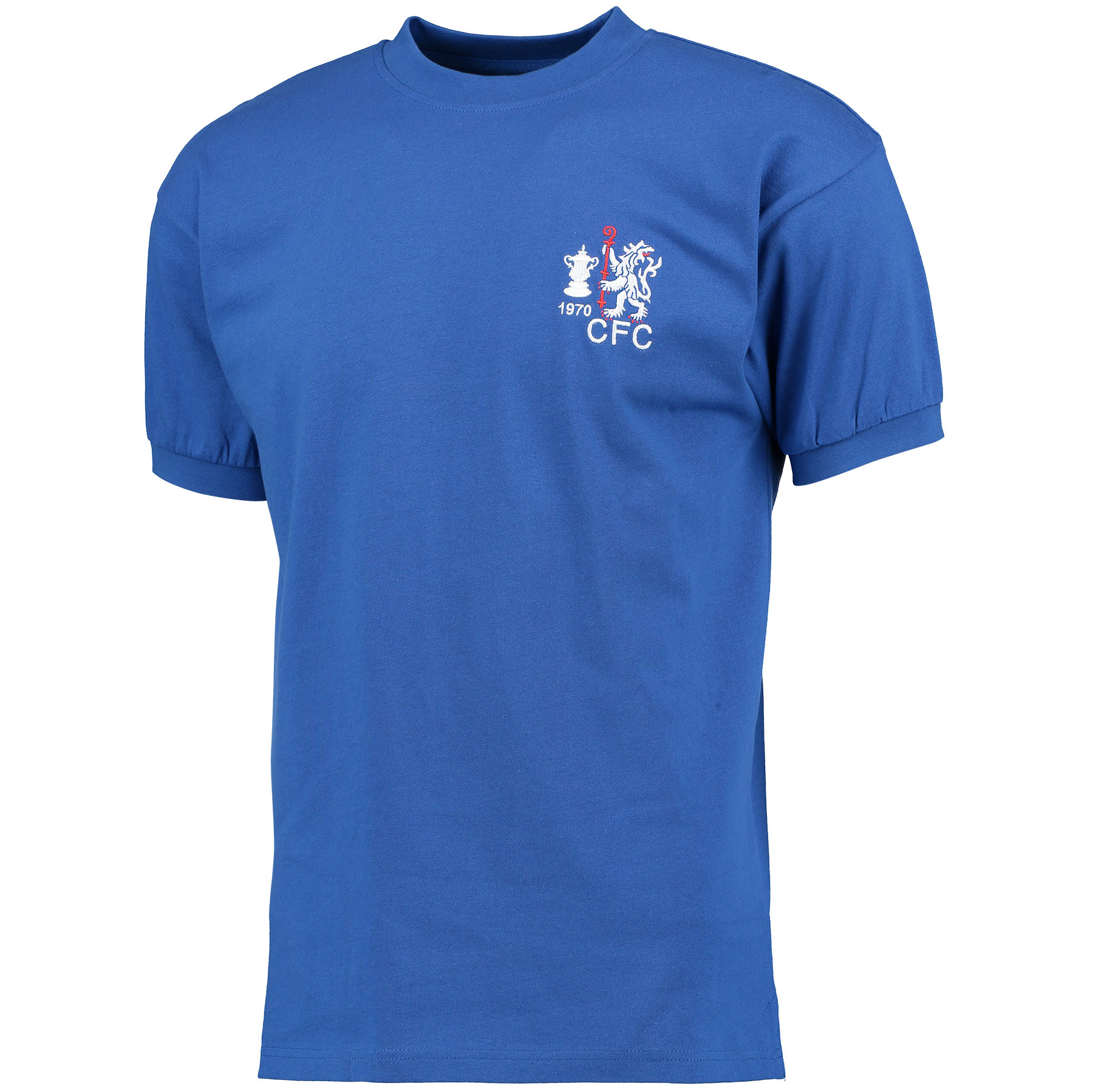 Chelsea 1970 FA Cup Winners Shirt    Chelsea all-time legend, all-time record appearance holder and iconic club captain Ron