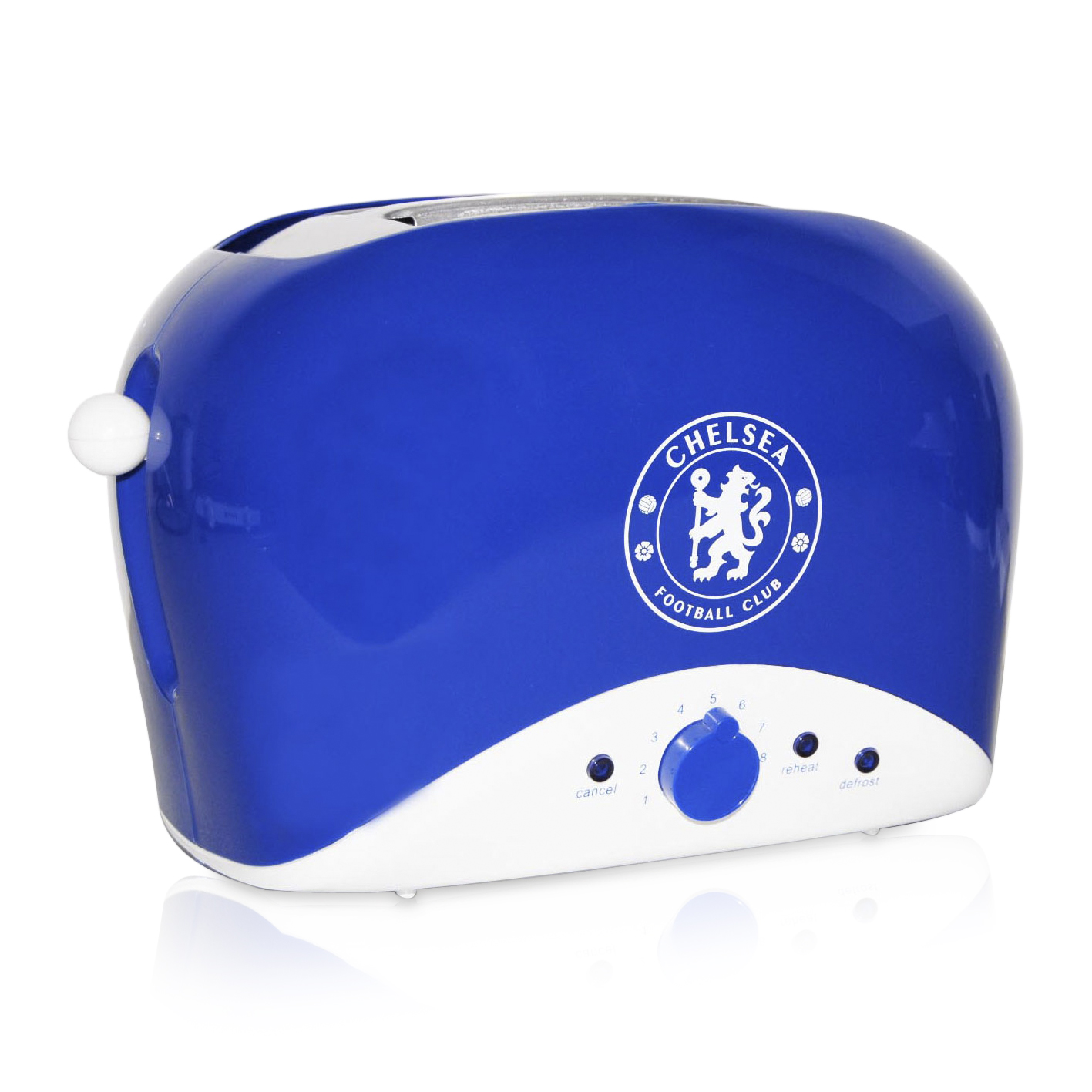 Chelsea Crested Toaster