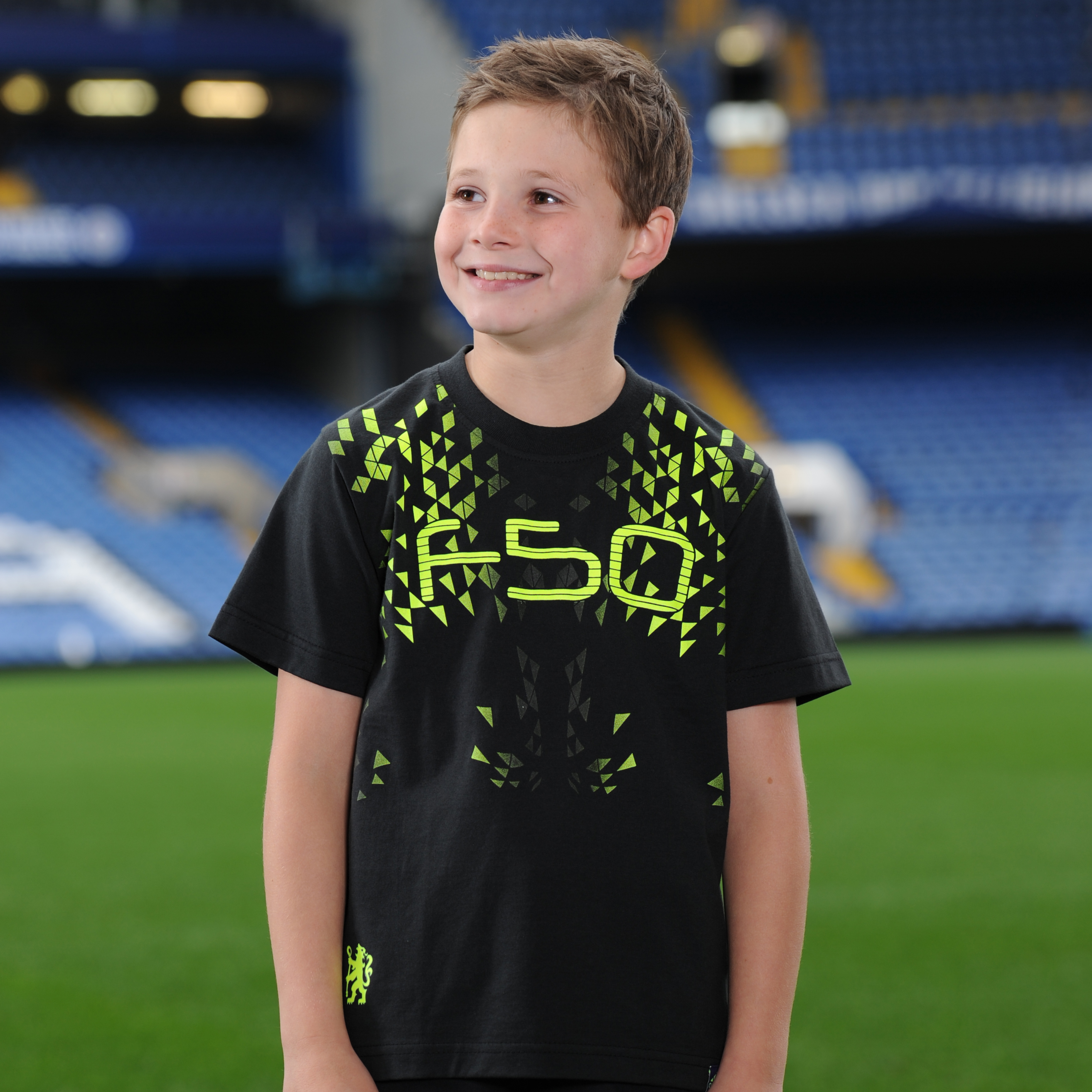 adidas Chelsea F50 Graphic T-Shirt - Boys