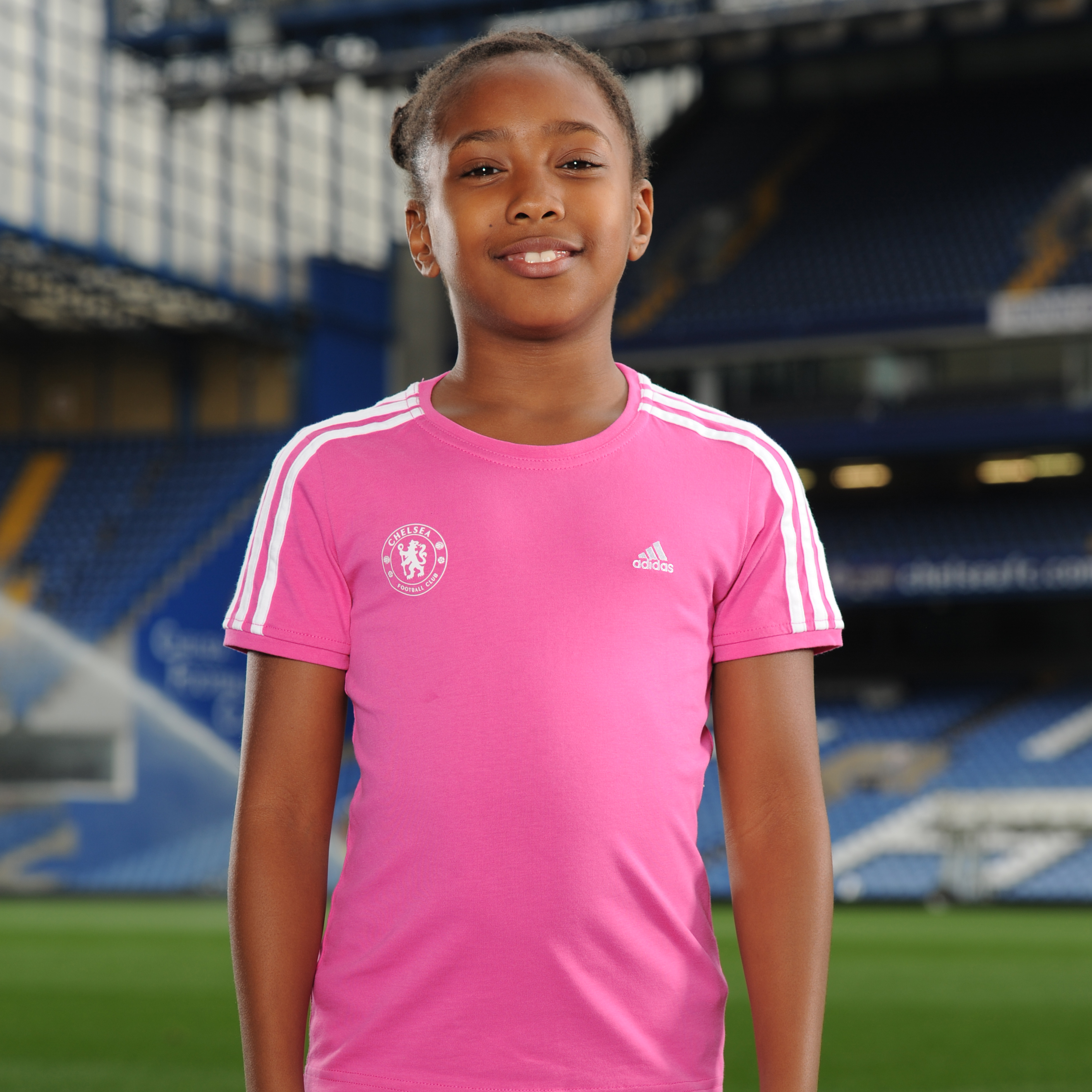 adidas Chelsea Core T-Shirt - Girls