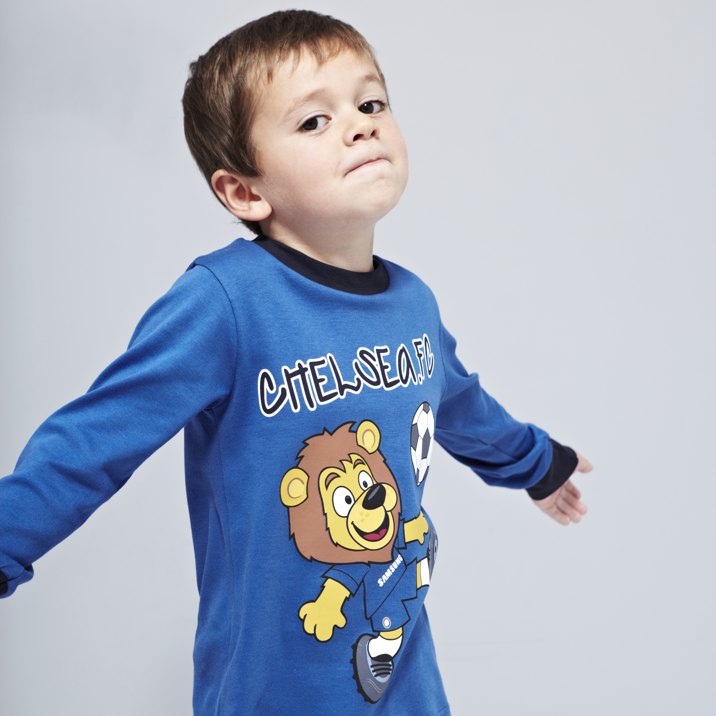 Chelsea Stamford Snuggle Fit Pyjama- Infant Boys