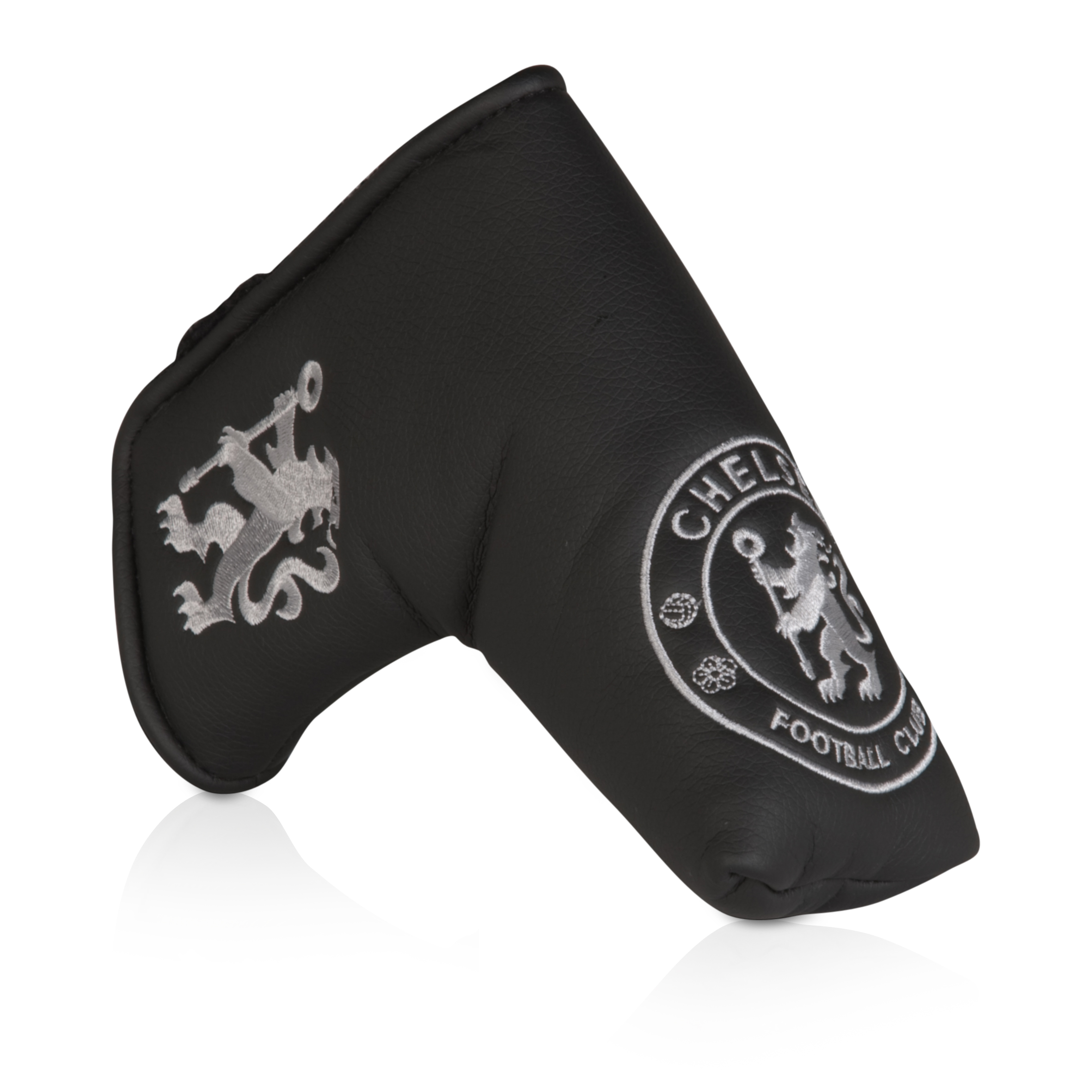 Chelsea Blade Putter Cover - Black/Silver