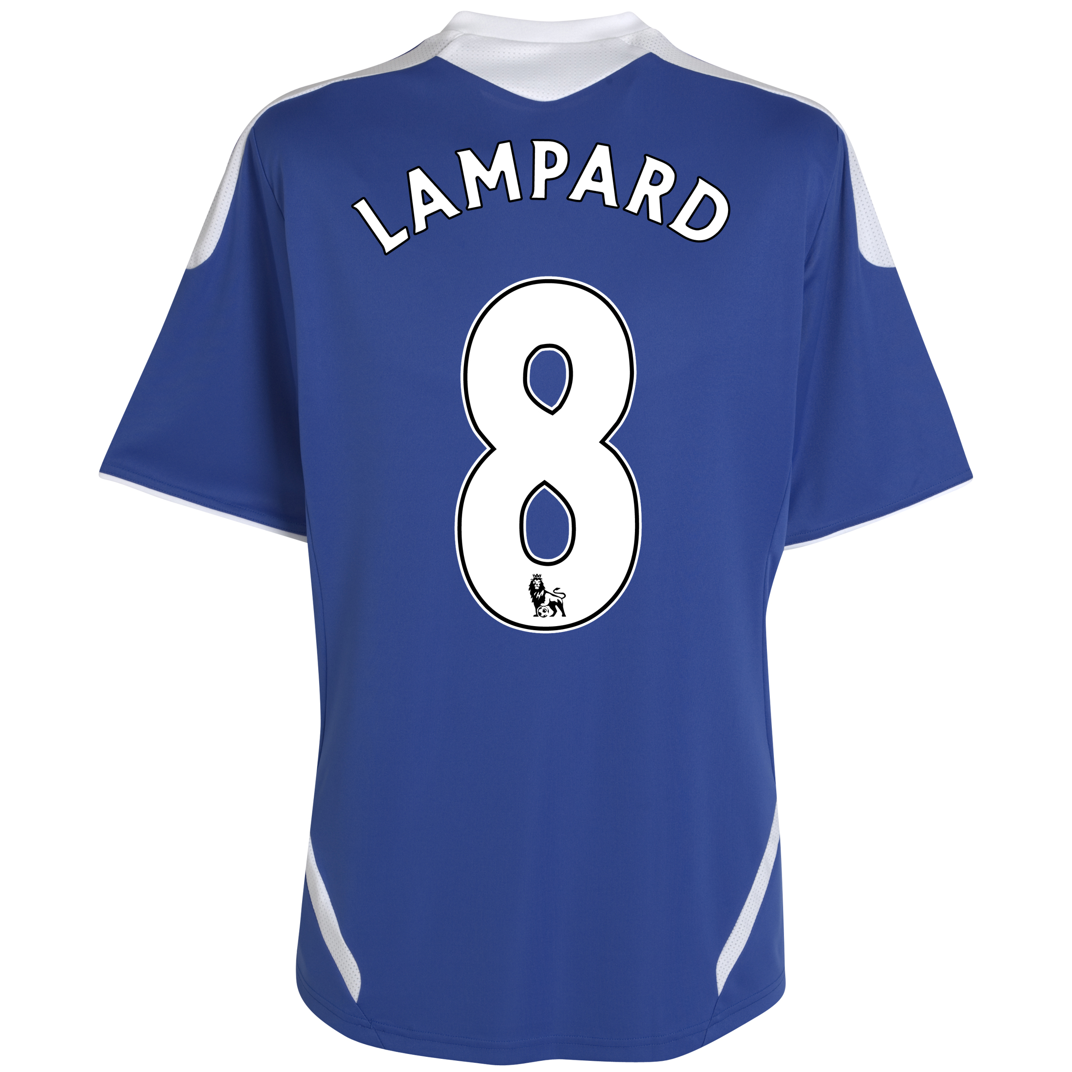 Chelsea Home Shirt 2011/12 - Kids with Lampard 8 printing