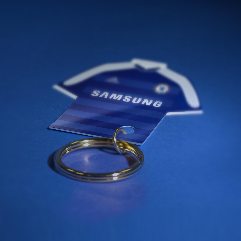 Chelsea TeamCard Kit Fob ?5